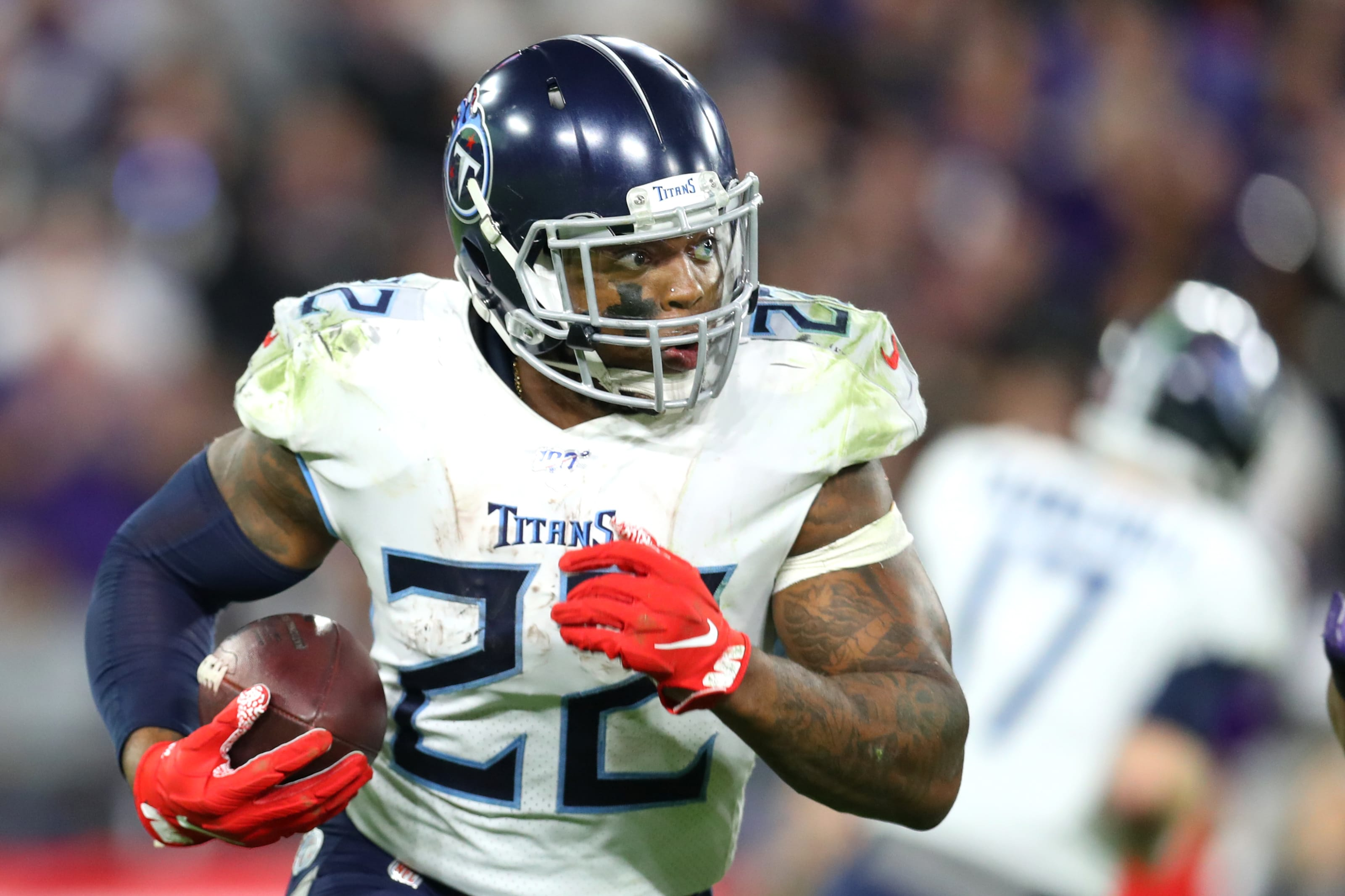 Madden 20 NFL sim - Divisional Round - Tennessee Titans v Baltimore Ravens