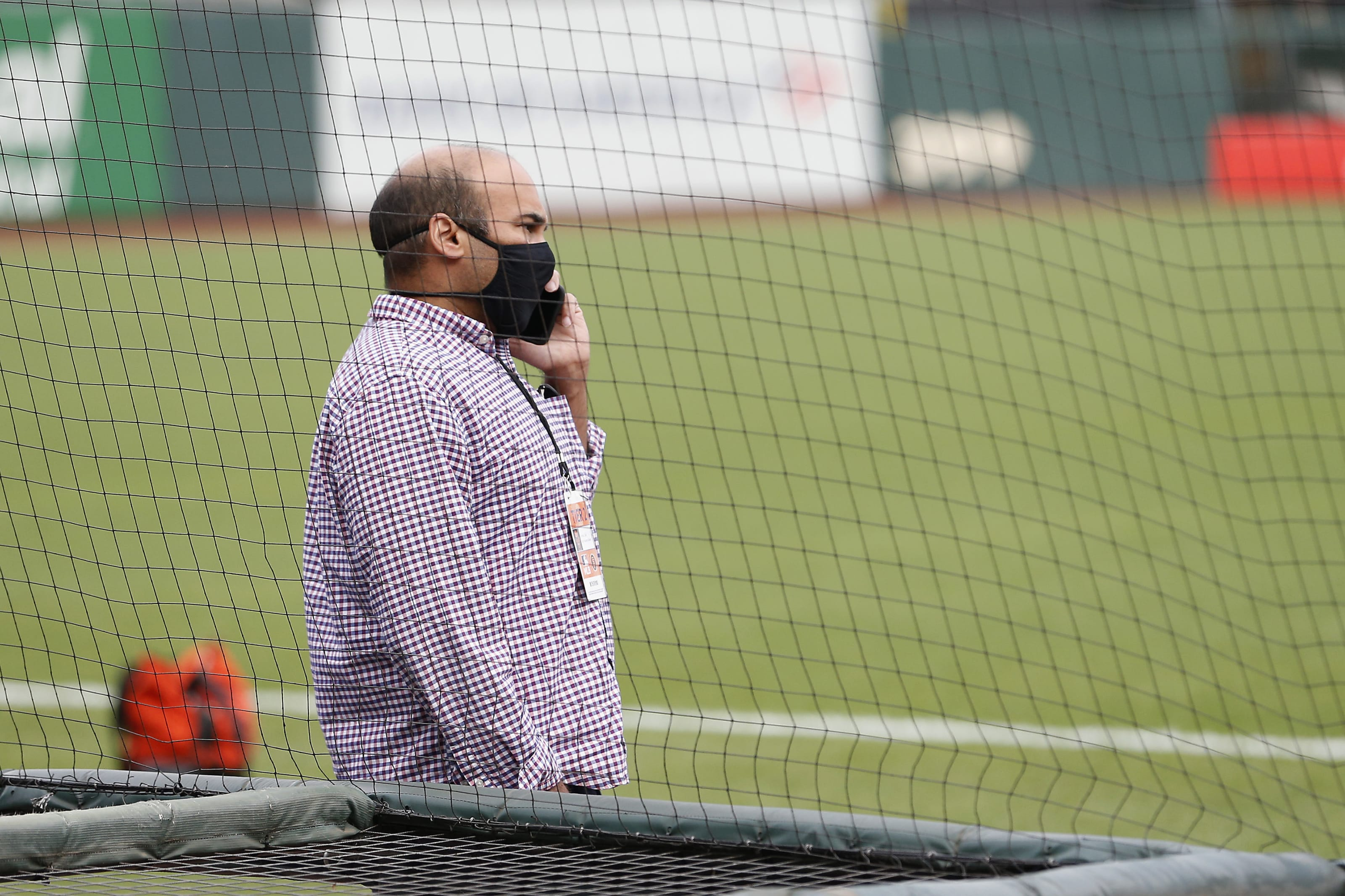 SF Giants, Farhan Zaidi