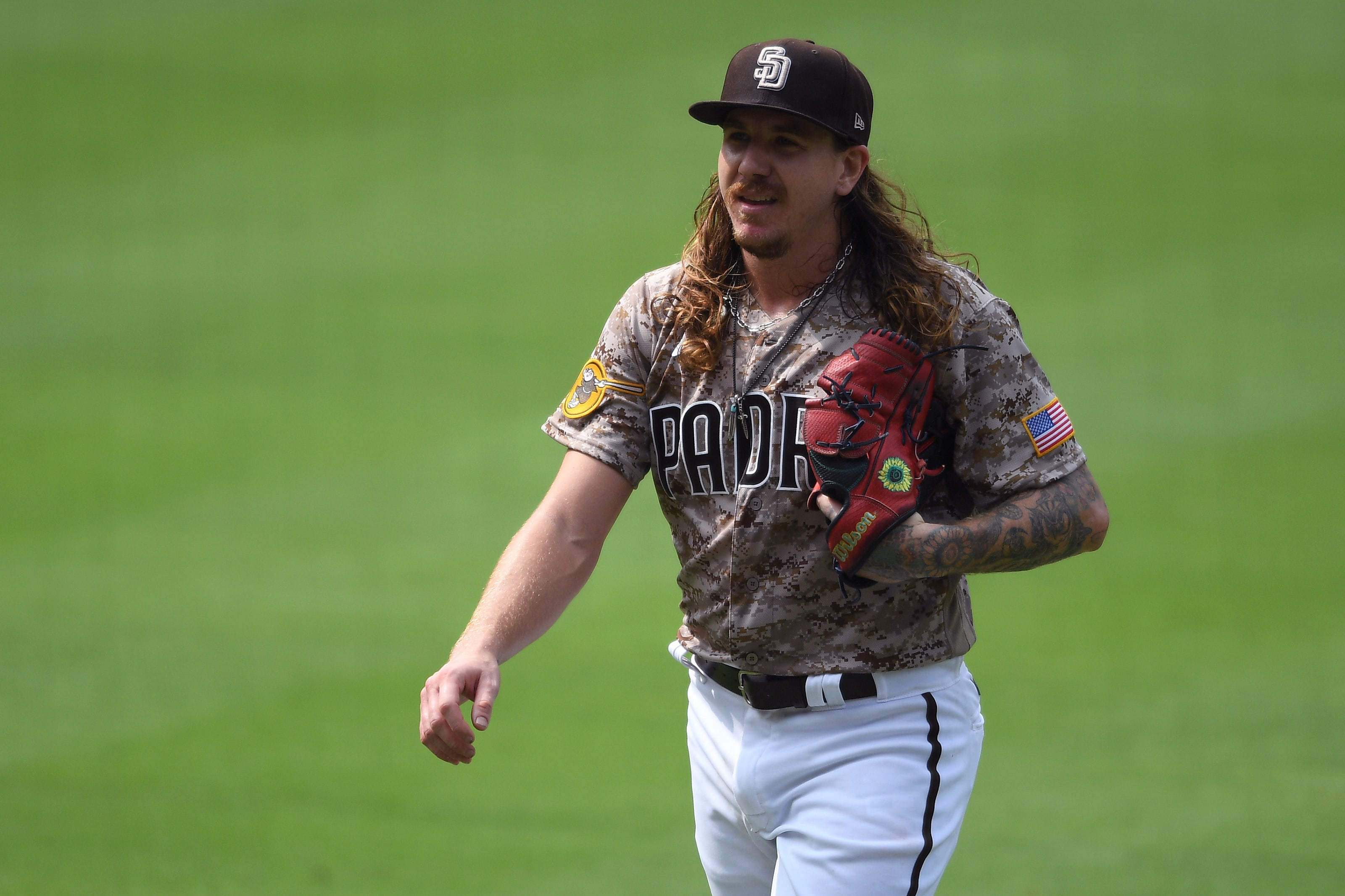 Mike Clevinger, Padres, SF Giants
