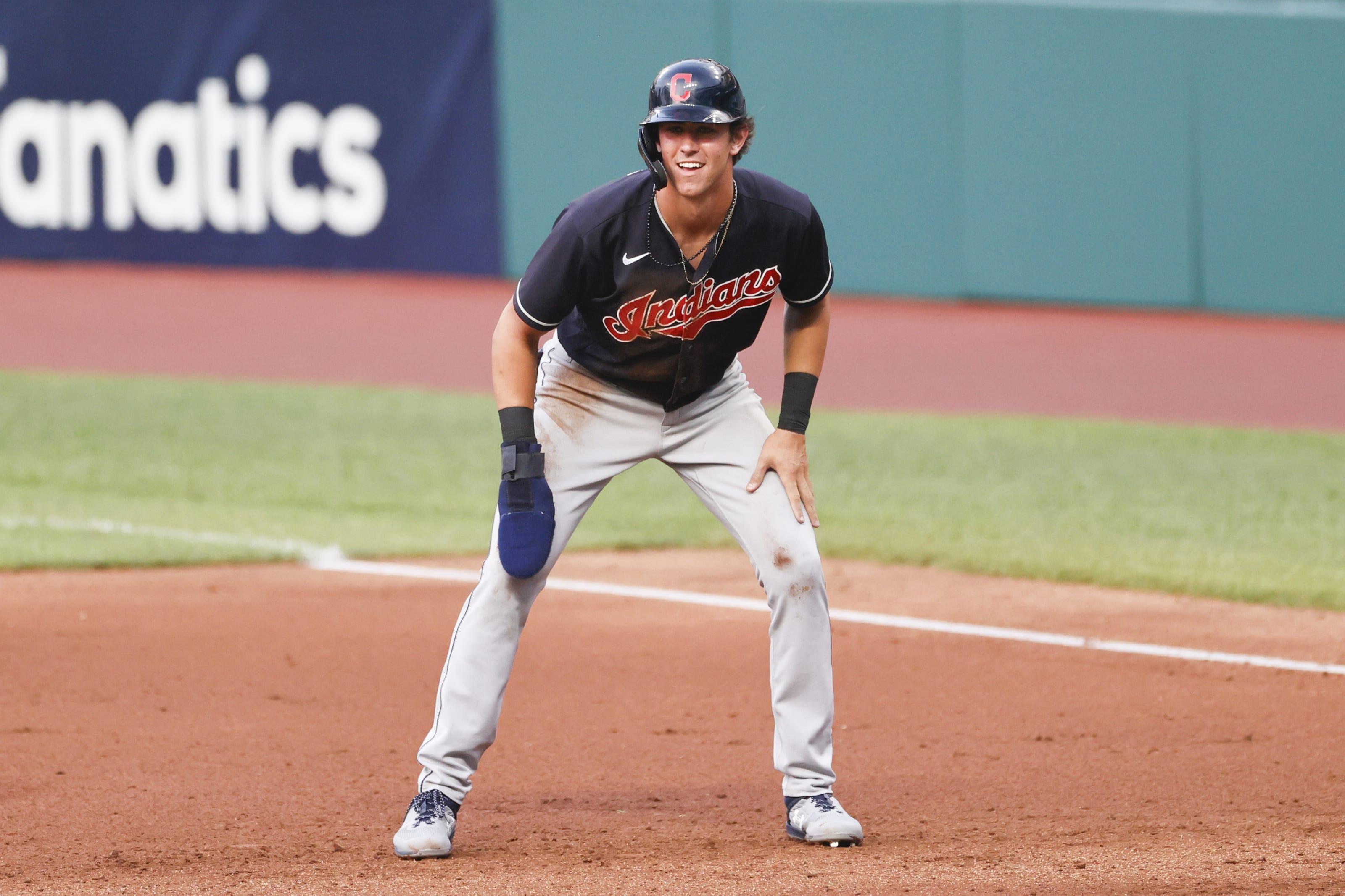 Nolan Jones, Cleveland Indians