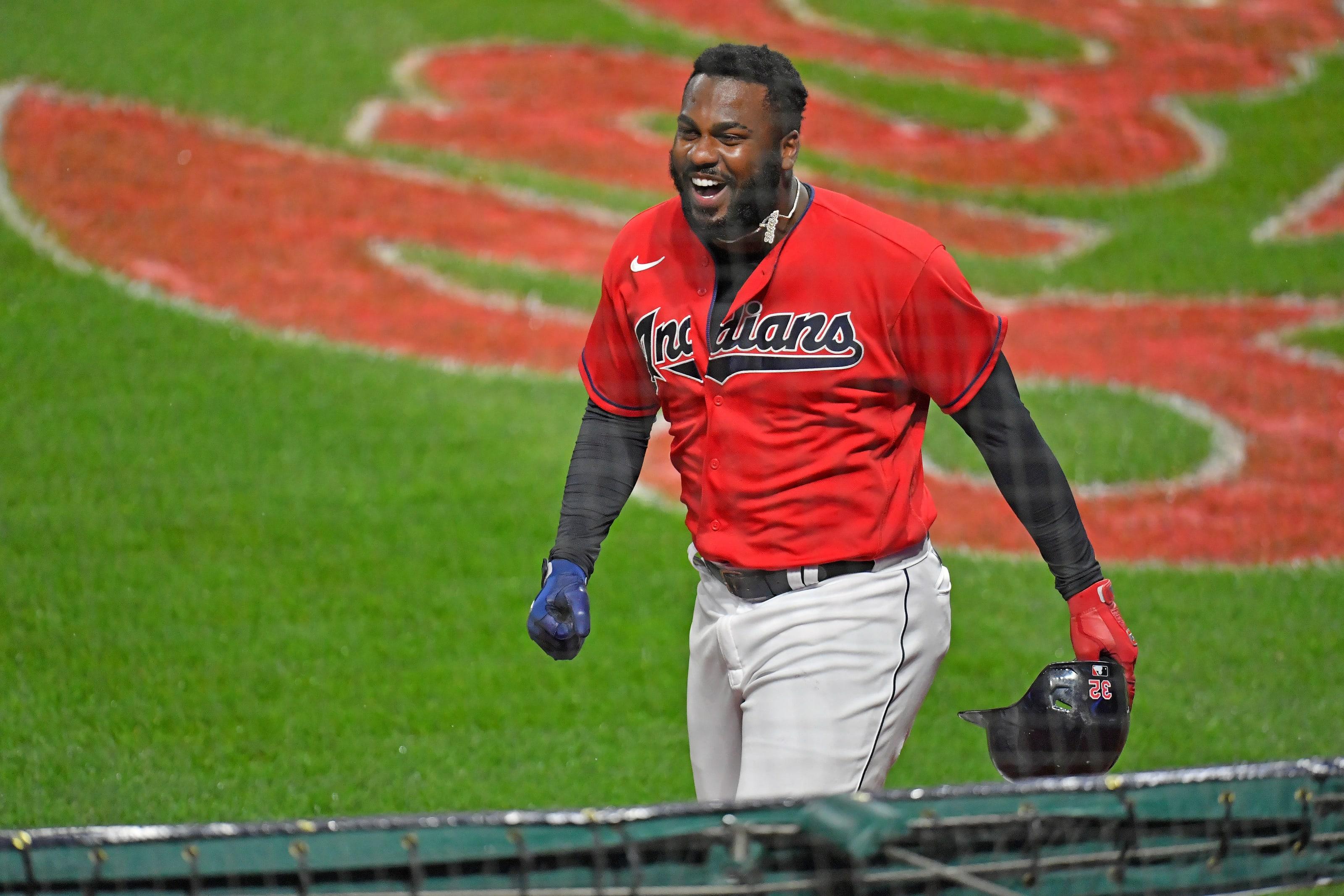 Franmil Reyes, Cleveland Indians