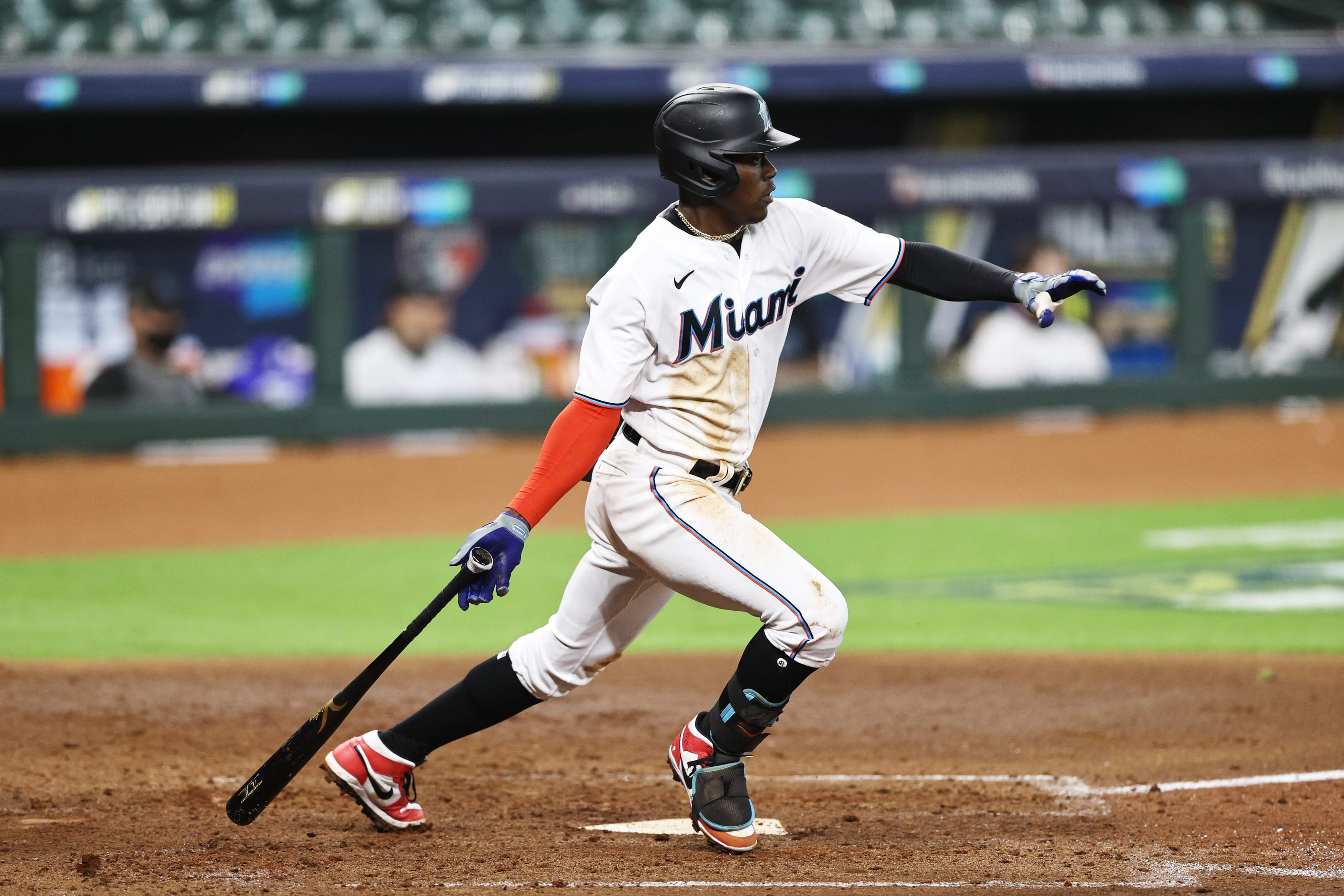 Miami Marlins, Jazz Chisholm