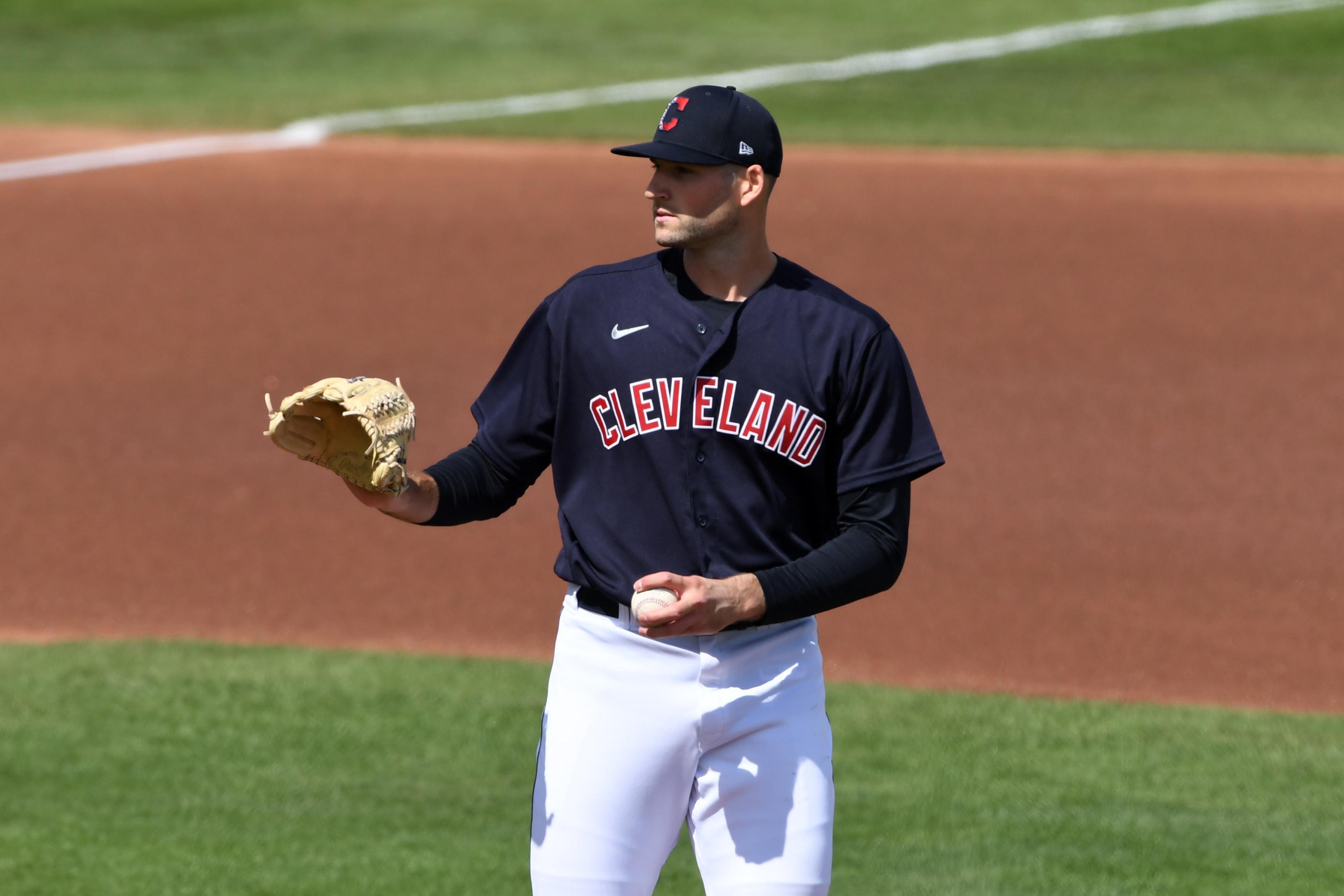 Cleveland Indians, Sam Hentges
