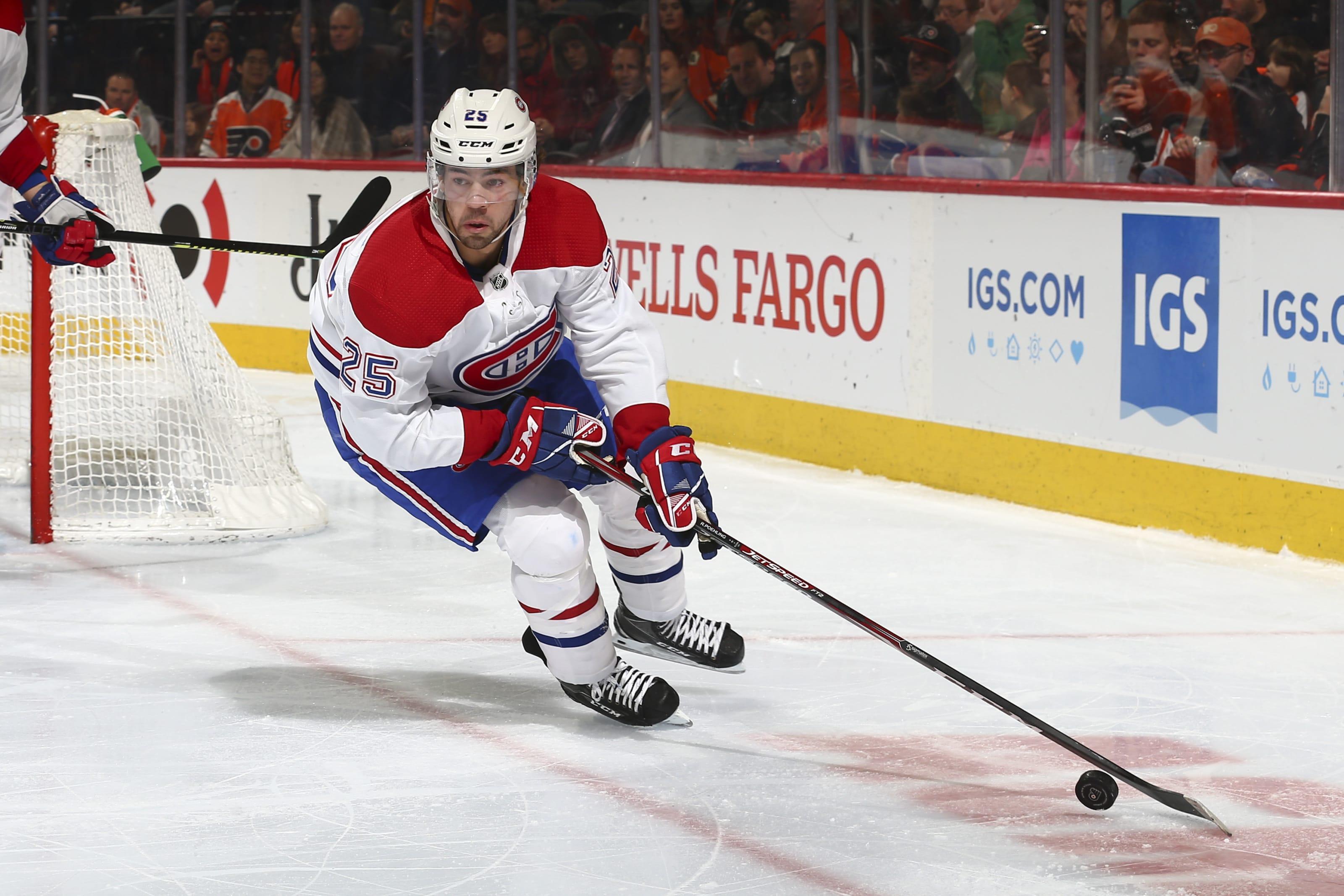 Montreal Canadiens, Ryan Poehling
