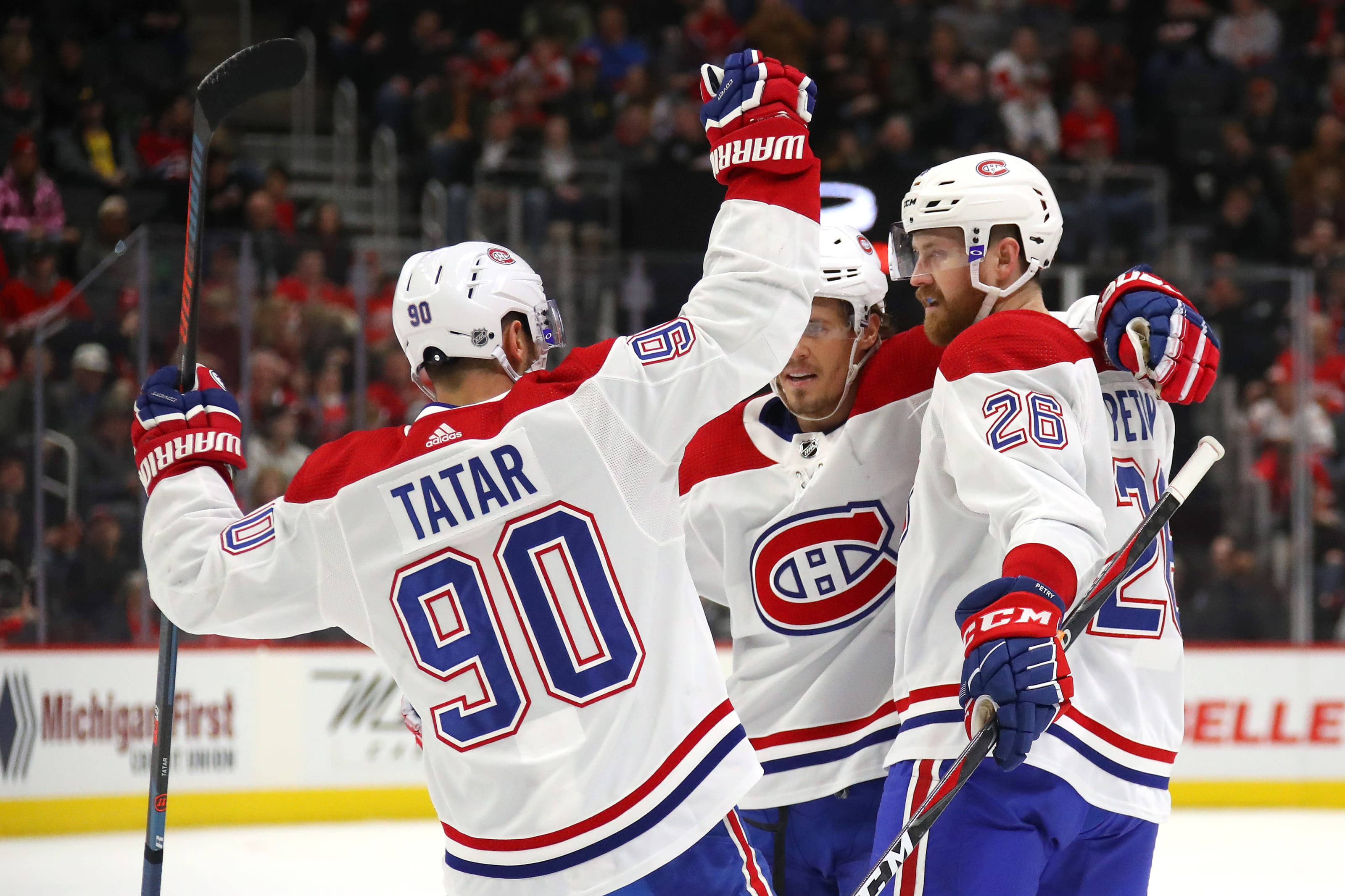 Montreal Canadiens The Colorado Avalanche Is A Good Fit For Tomas Tatar