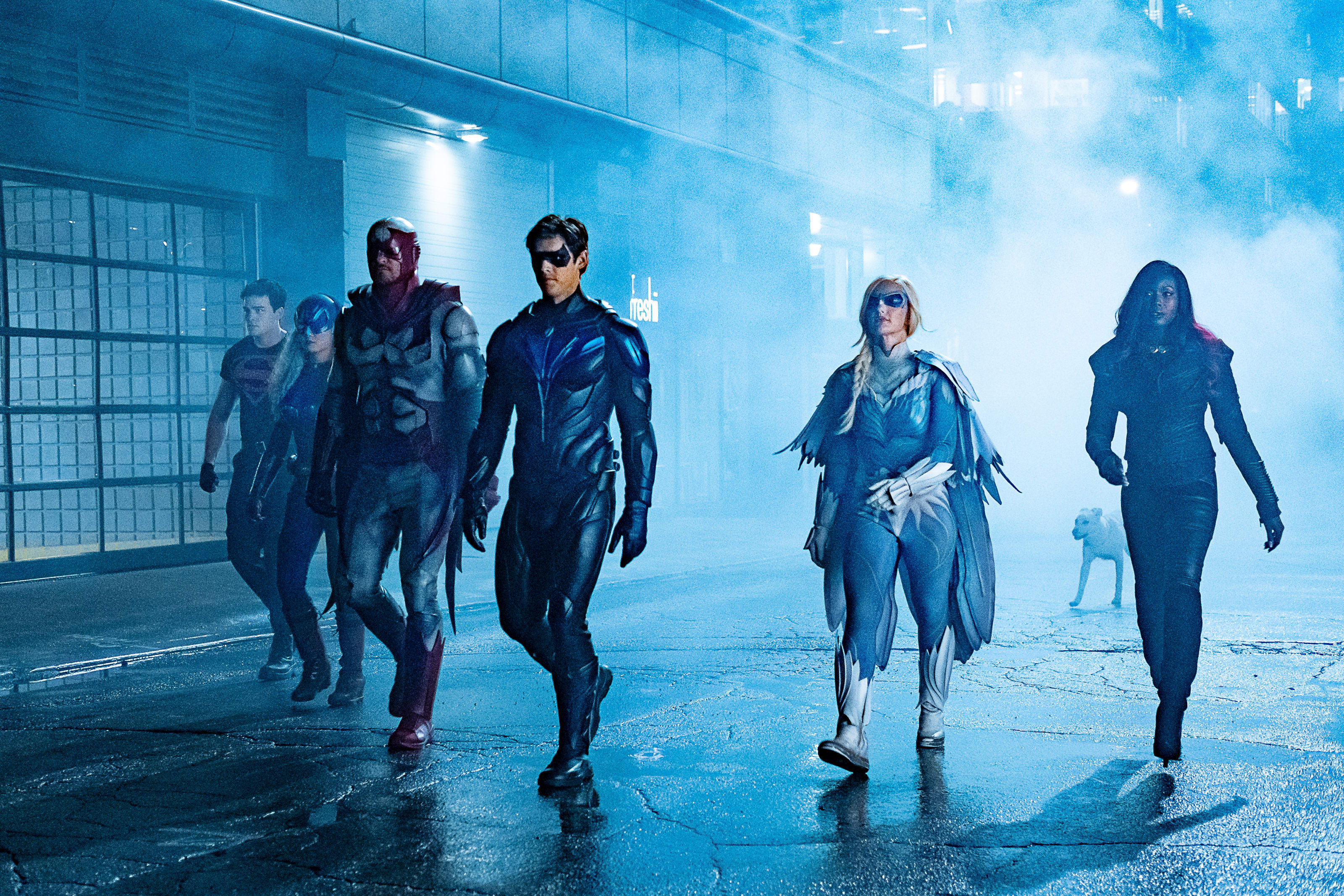 Titans, Nightwing
