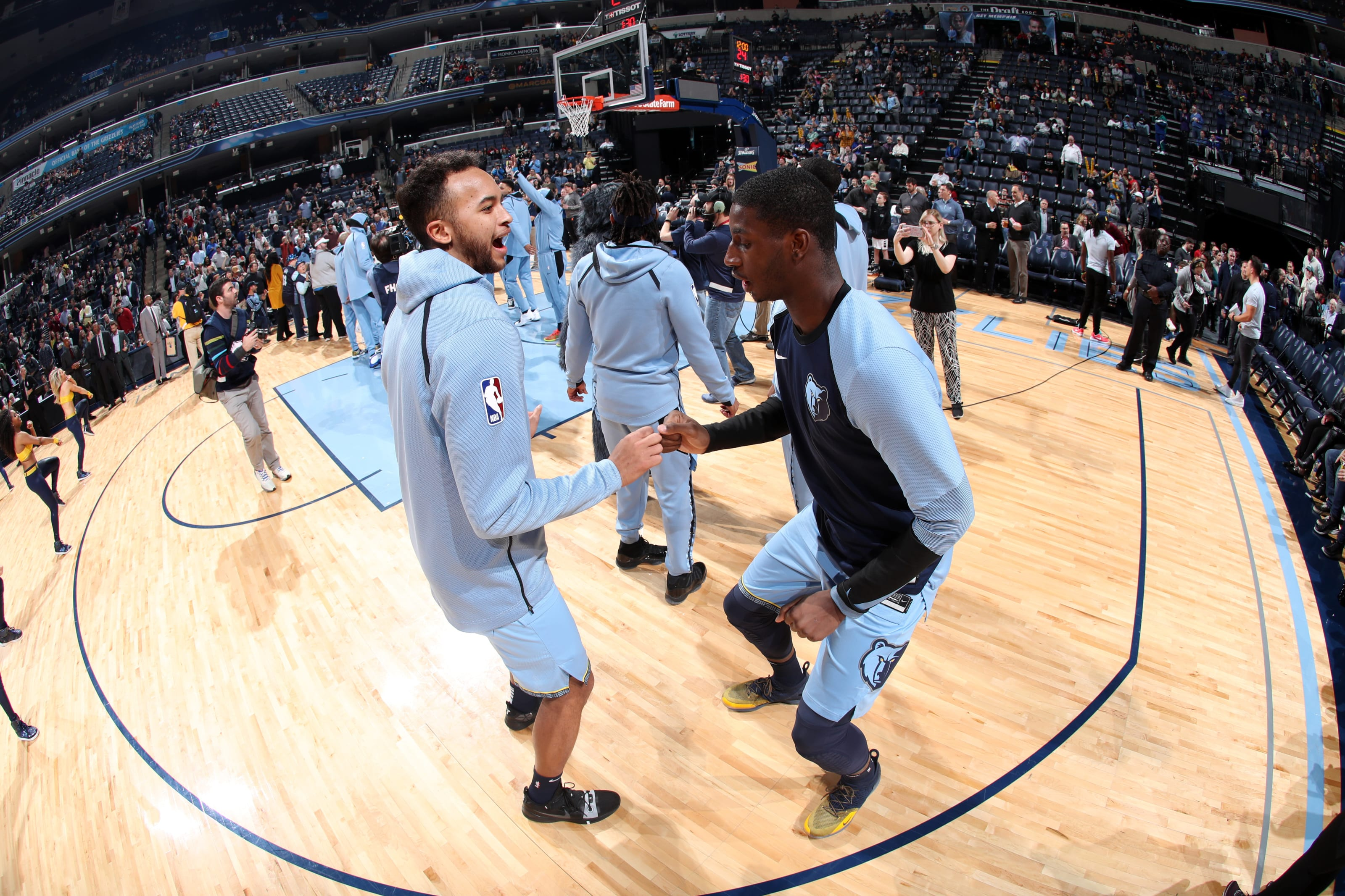 Memphis Grizzlies NBA Free Agency
