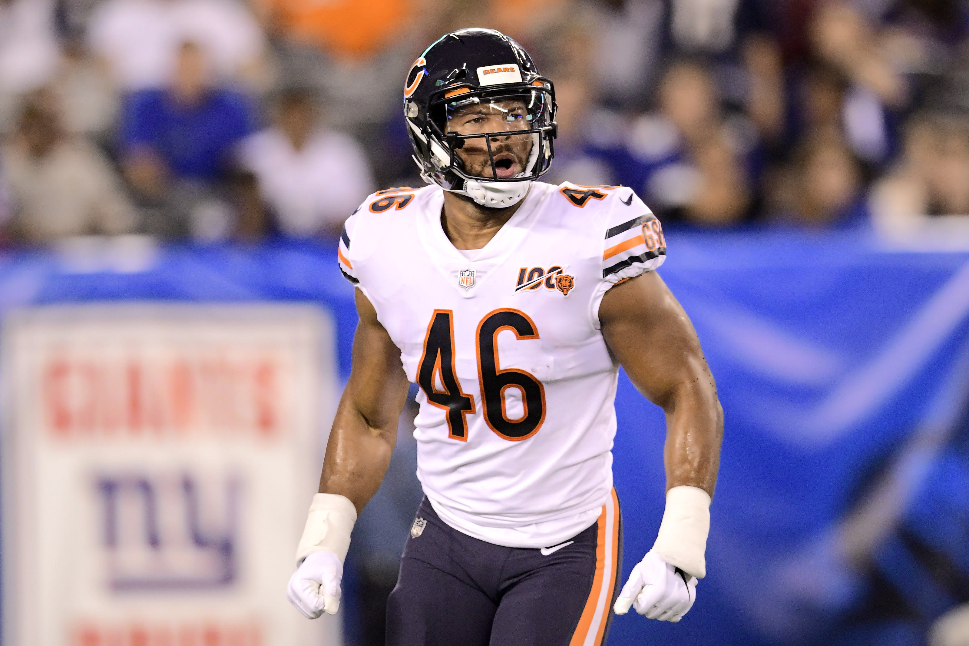 Chicago Bears, James Vaughters