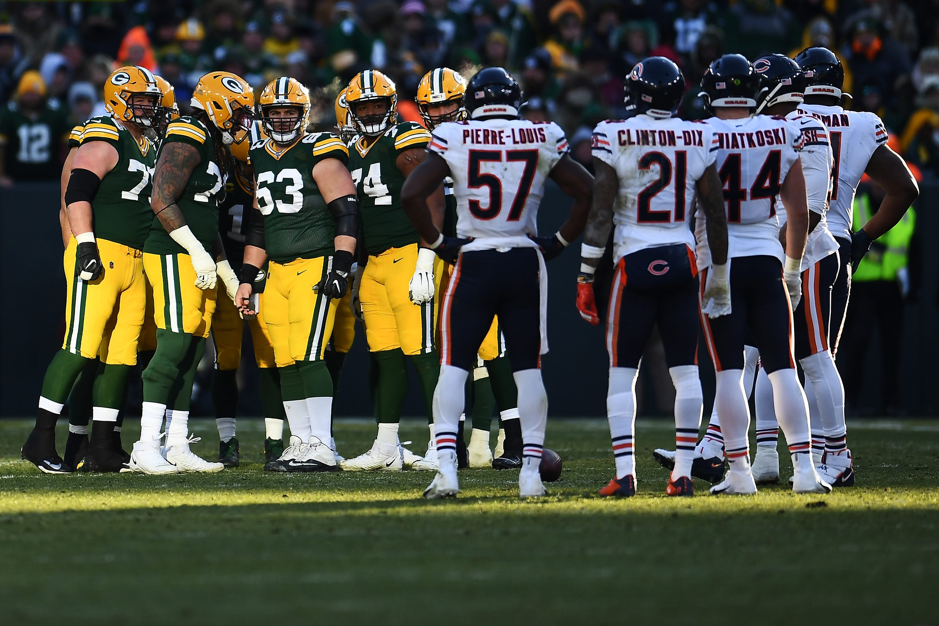 Chicago Bears, Packers