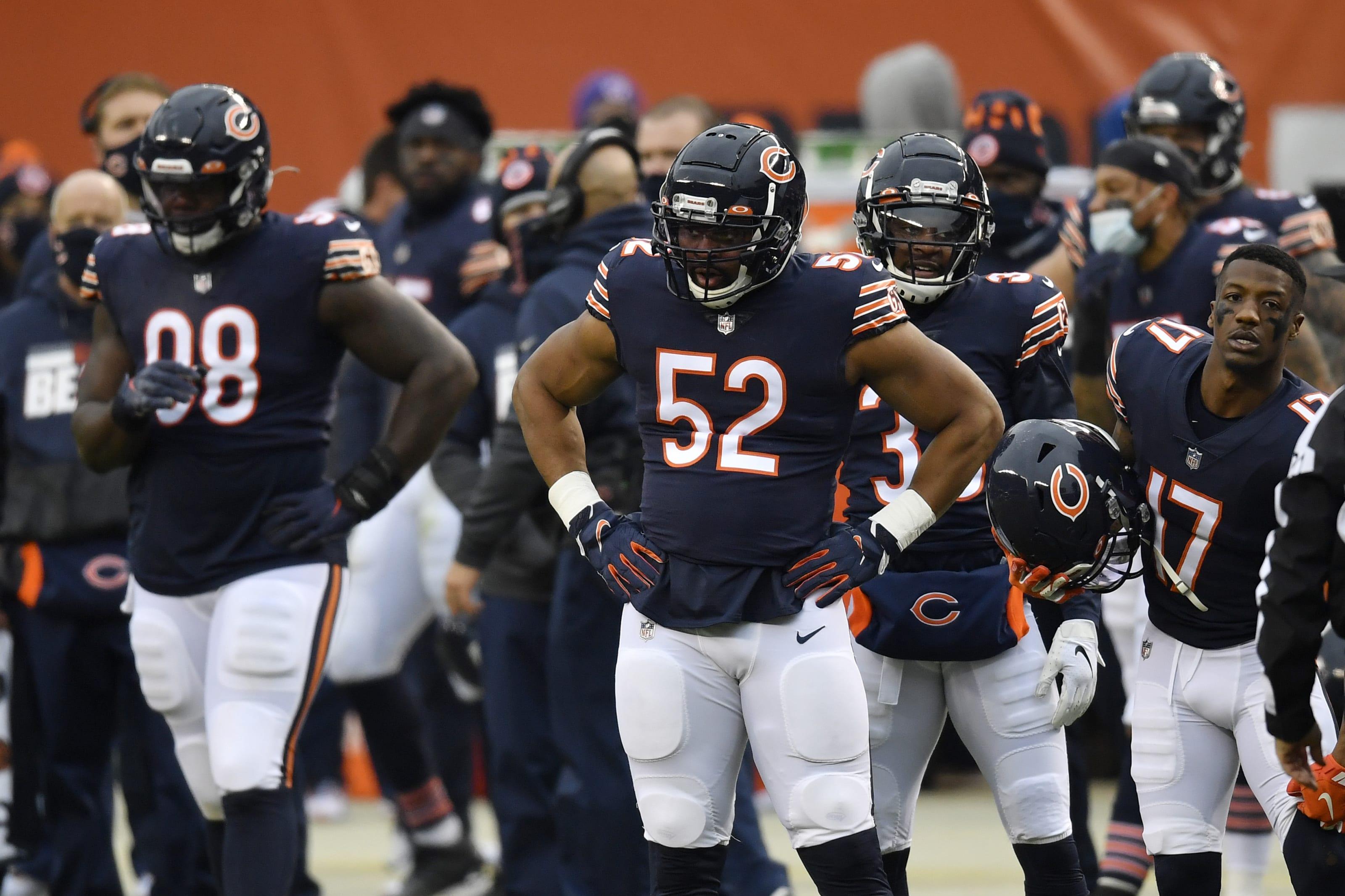 Chicago Bears Mock Draft: Khalil Mack trade lands franchise quarterback