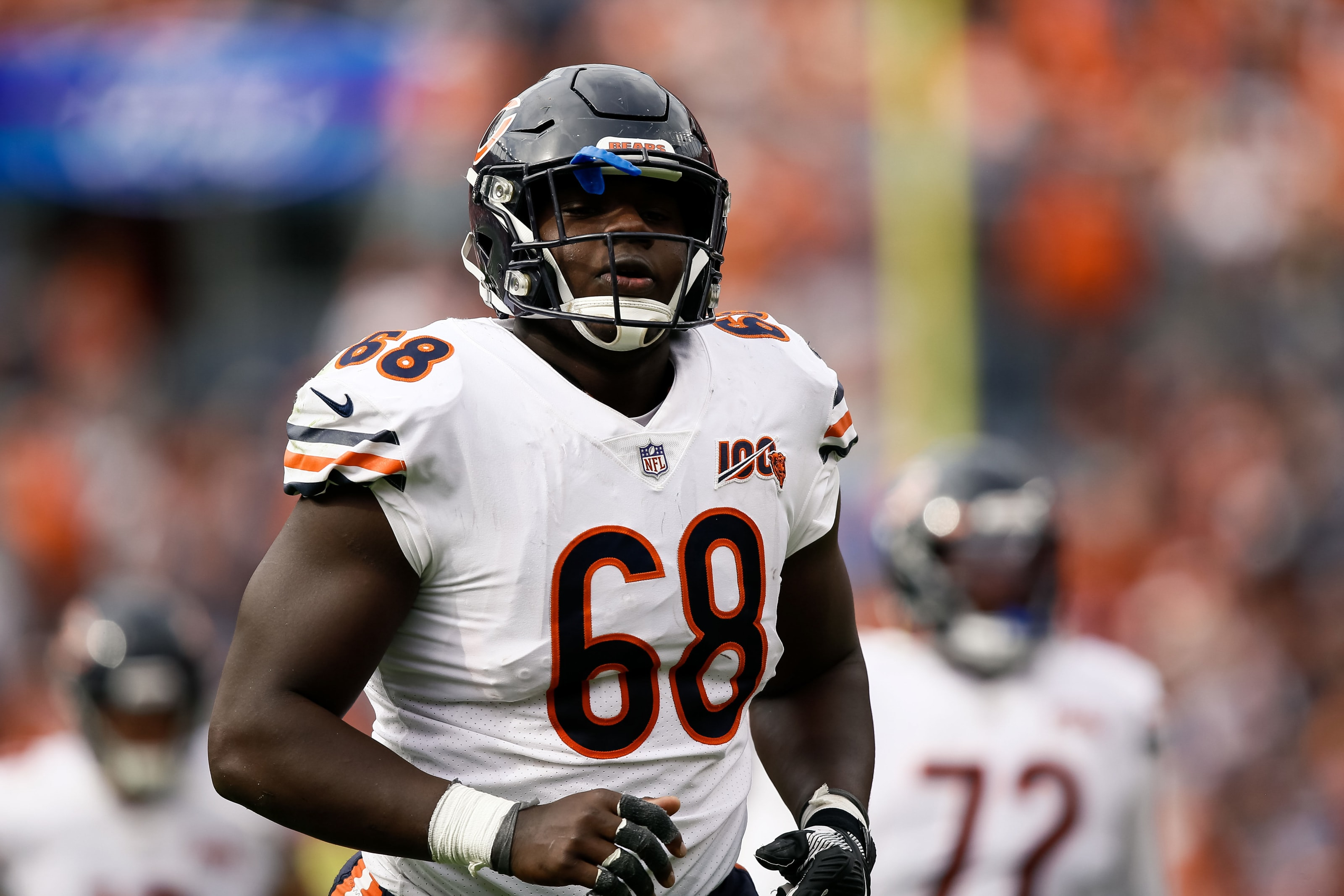 Chicago Bears, James Daniels