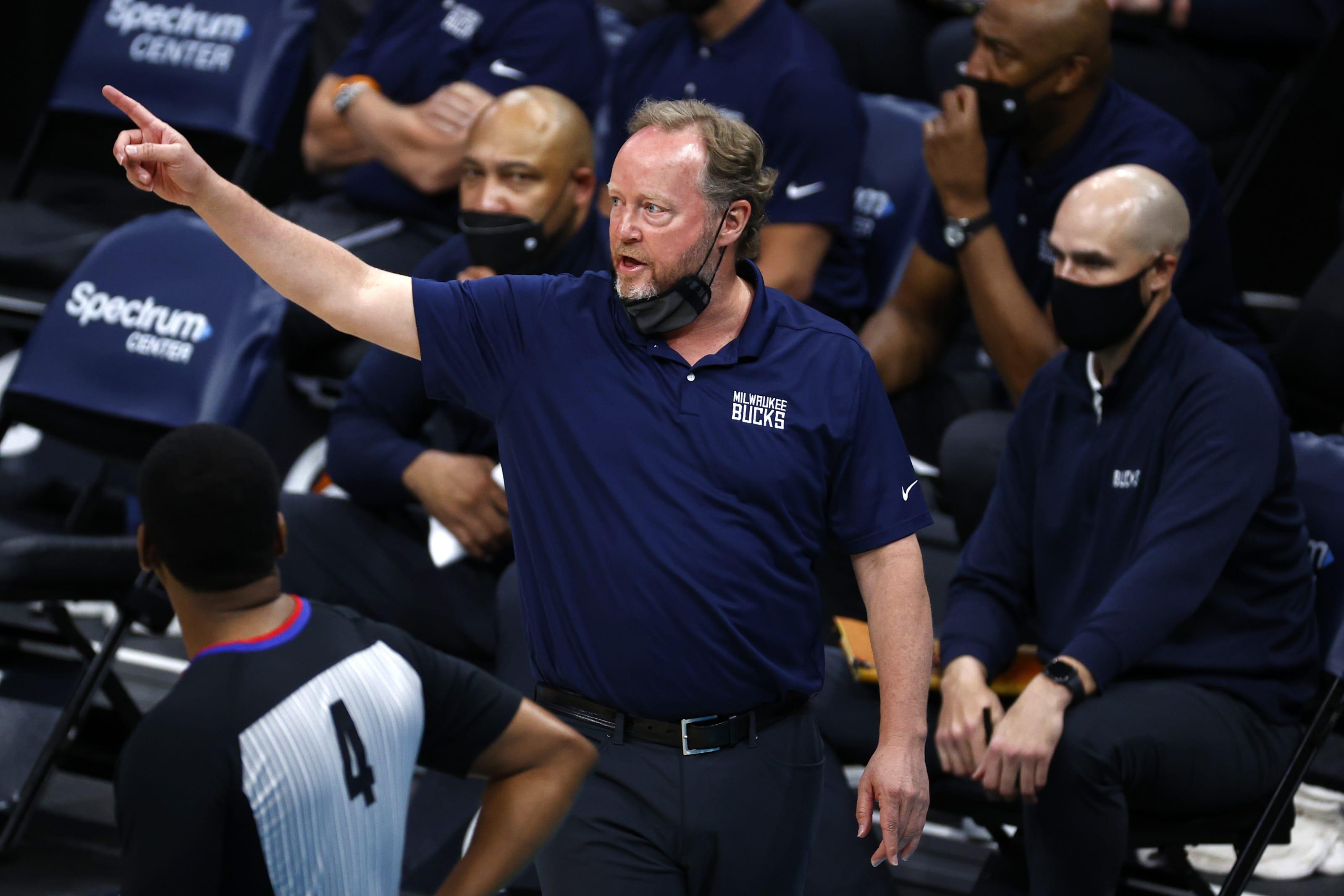 Milwaukee Bucks: Mike Budenholzer