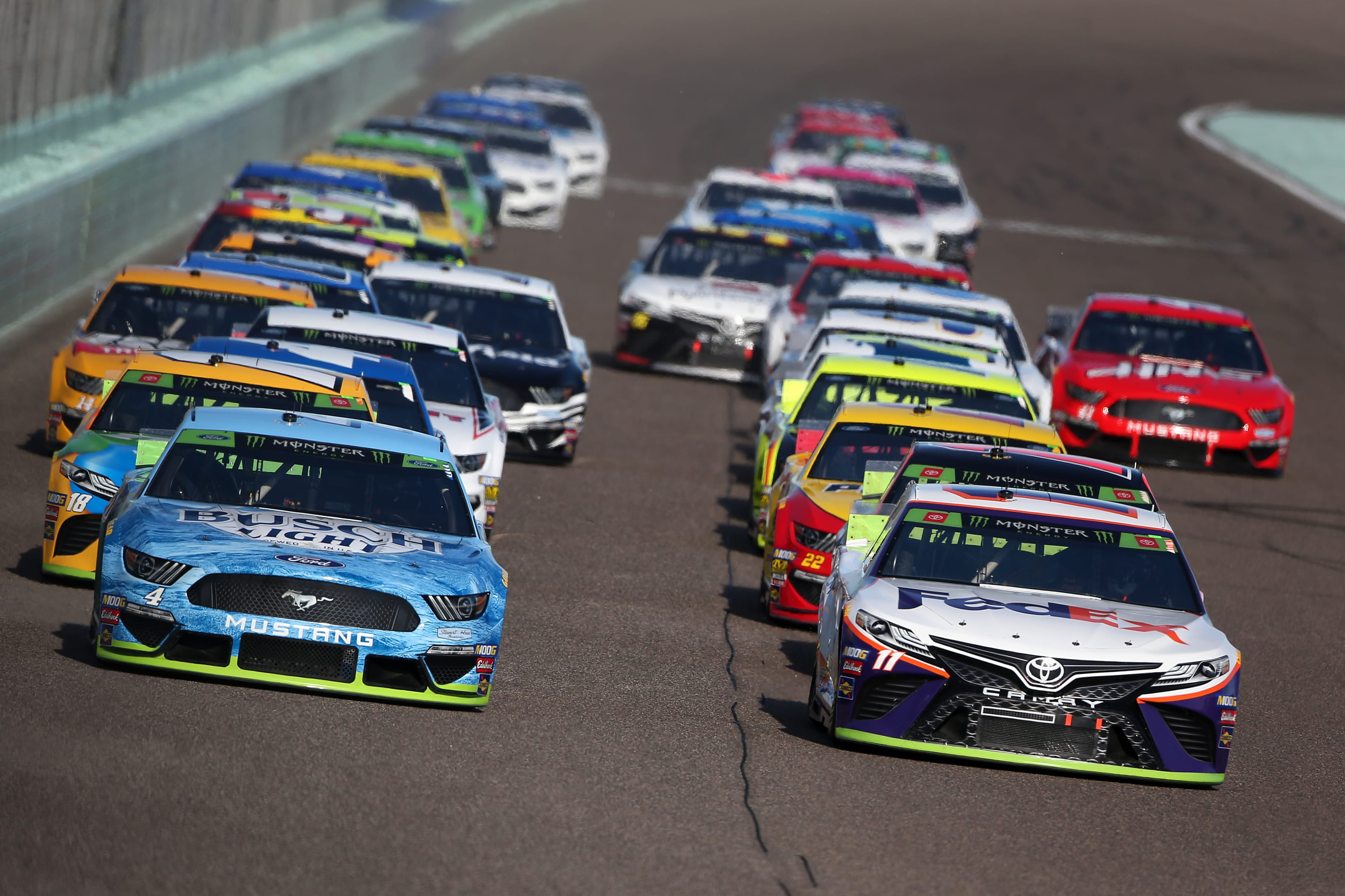 NASCAR Cup Series: Early 2020 power rankings