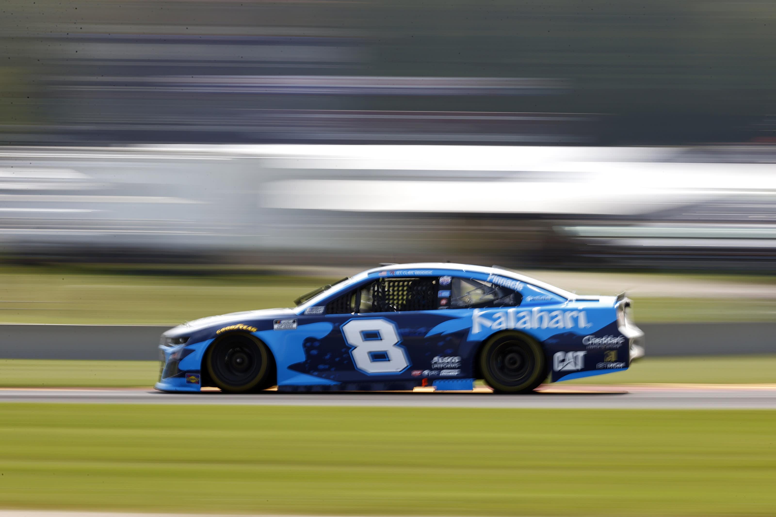 Tyler Reddick, NASCAR