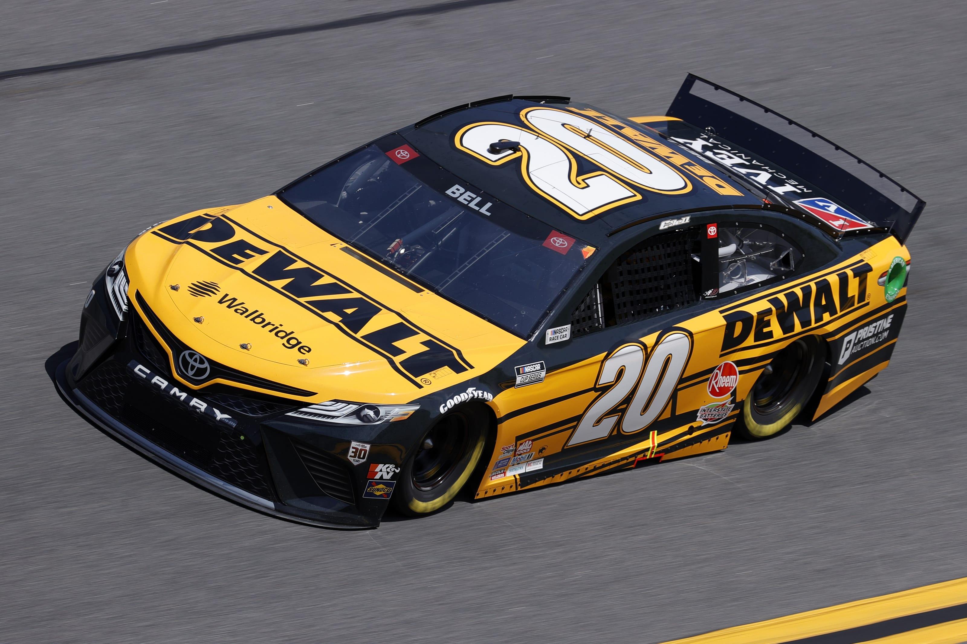 Christopher Bell, NASCAR