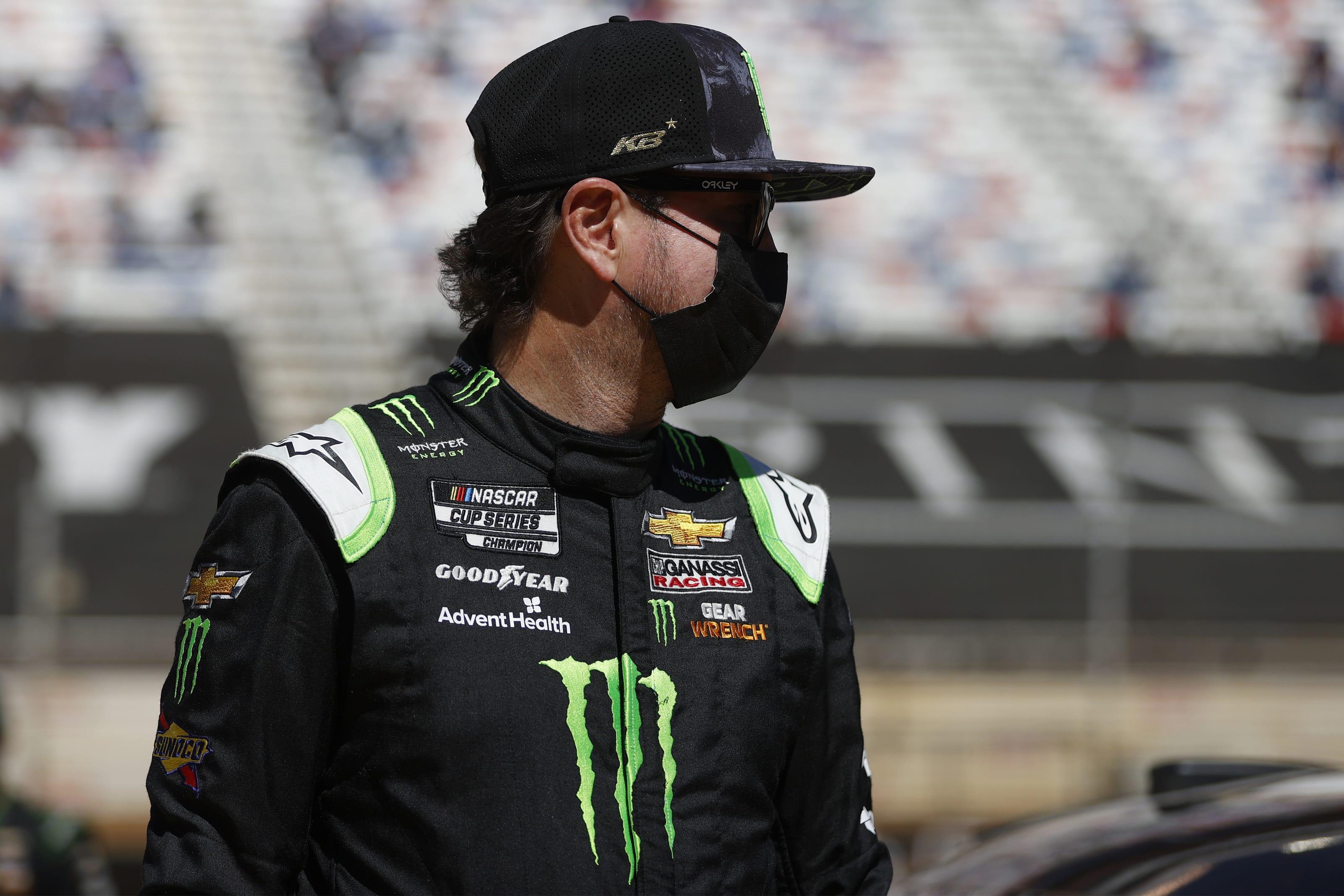 Kurt Busch, NASCAR
