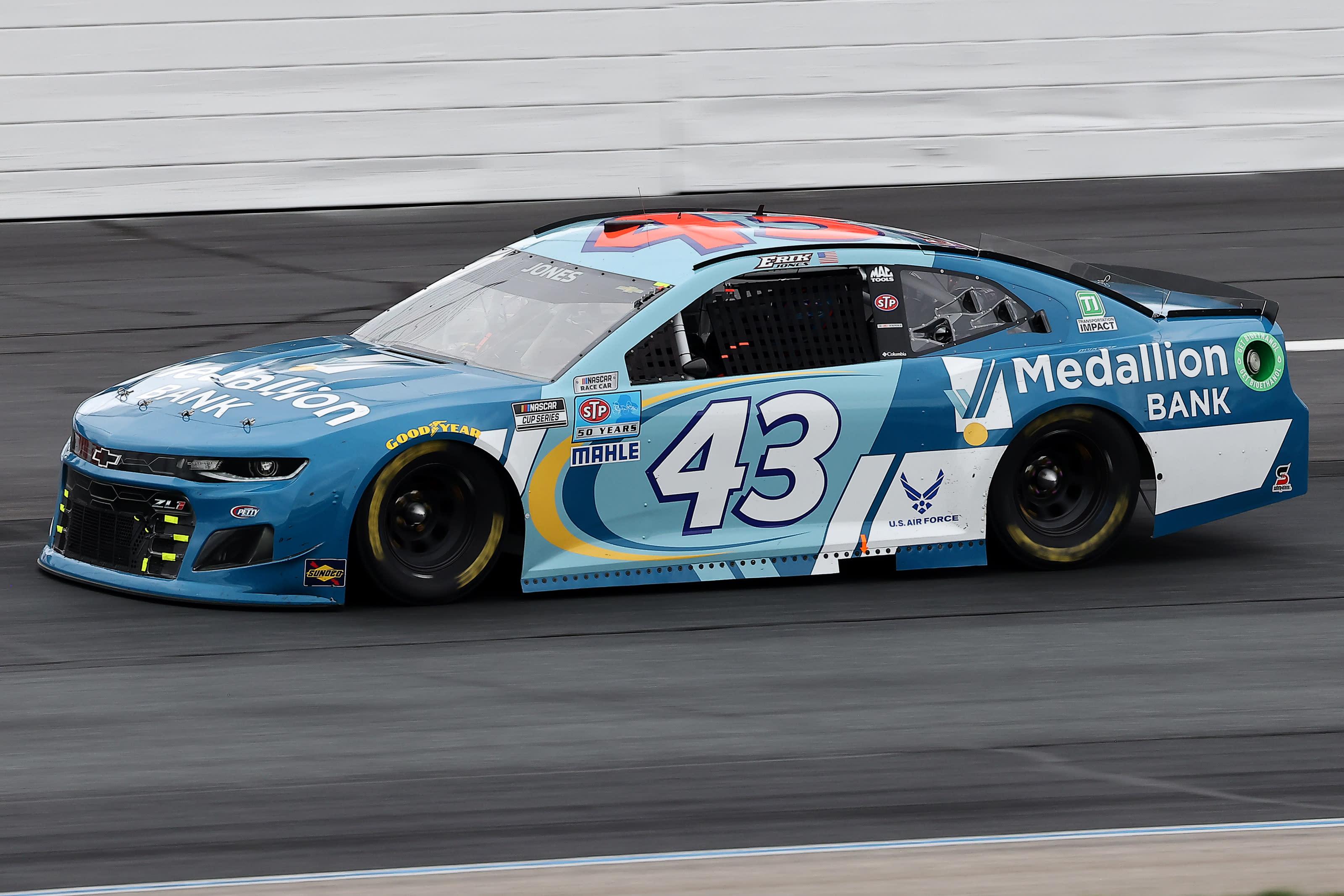 Erik Jones, NASCAR