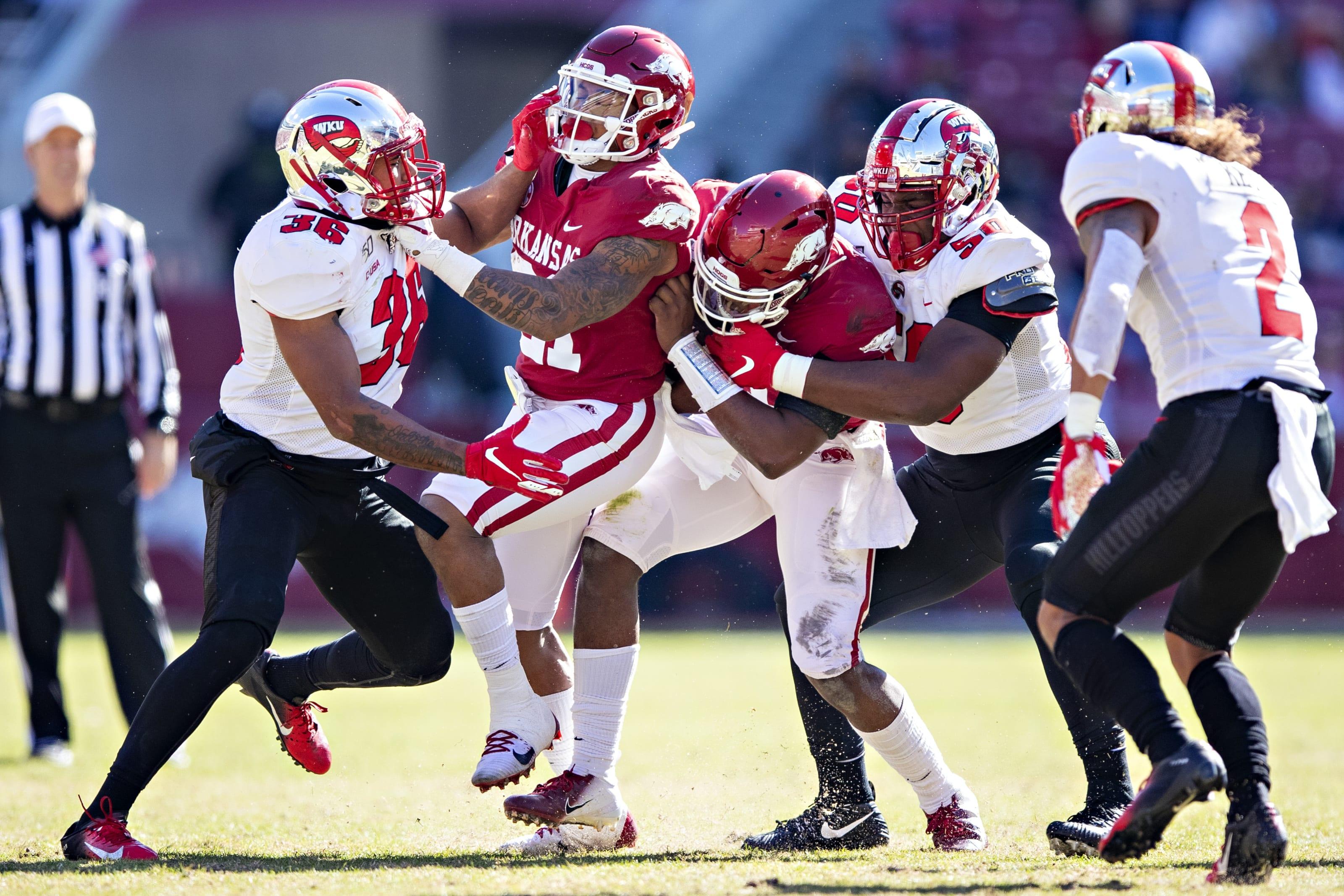 Louisville football vs WKU: 4 opposing players to watch ...