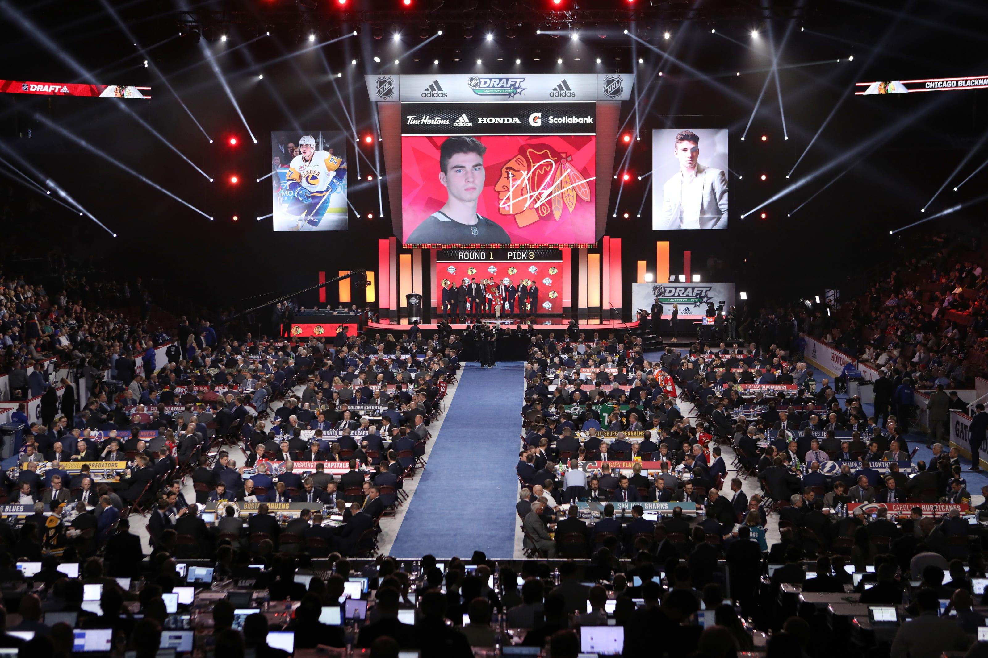 Chicago Blackhawks, NHL Draft