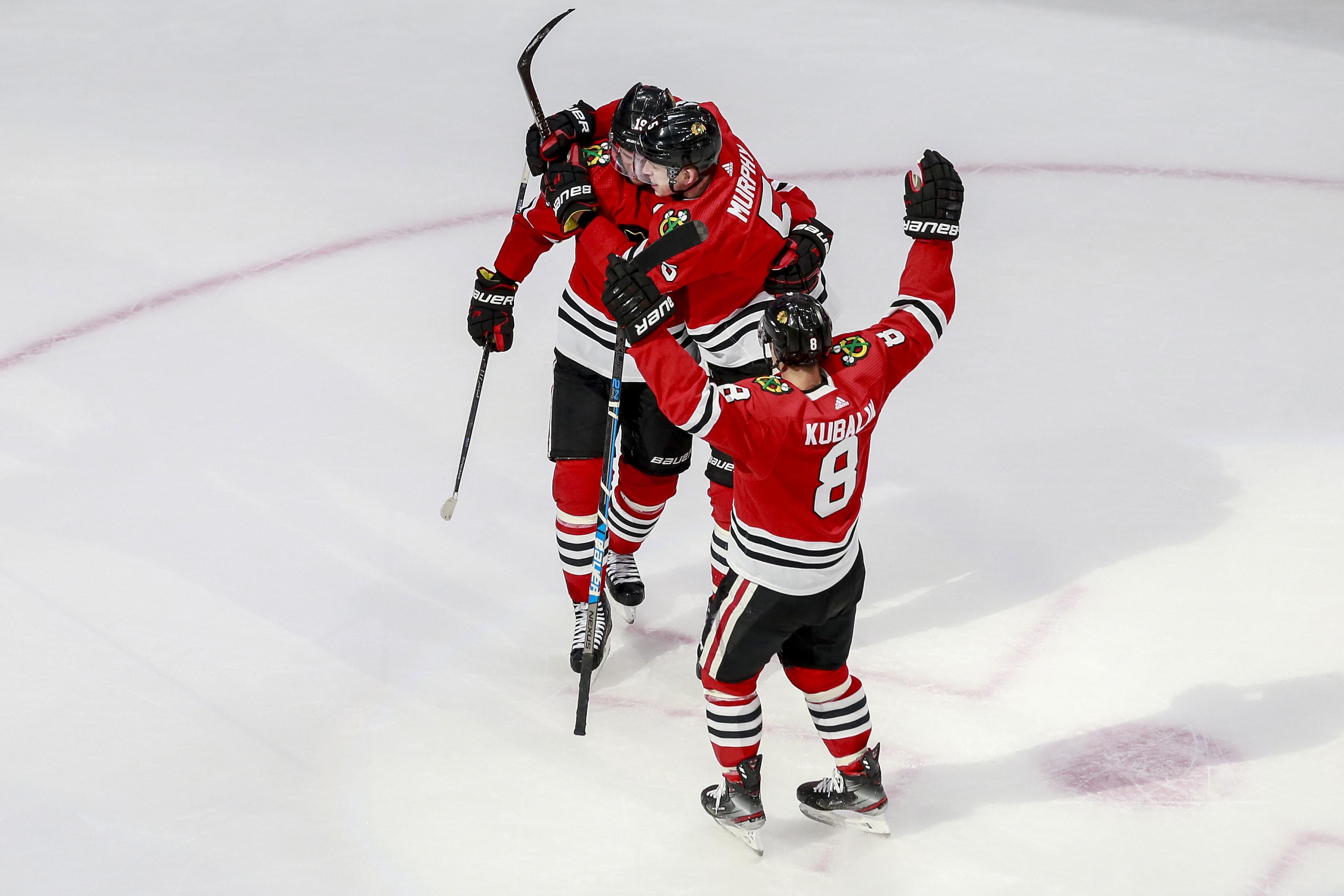 Chicago Blackhawks 3 Keys To Game 4 Against The Edmonton Oilers