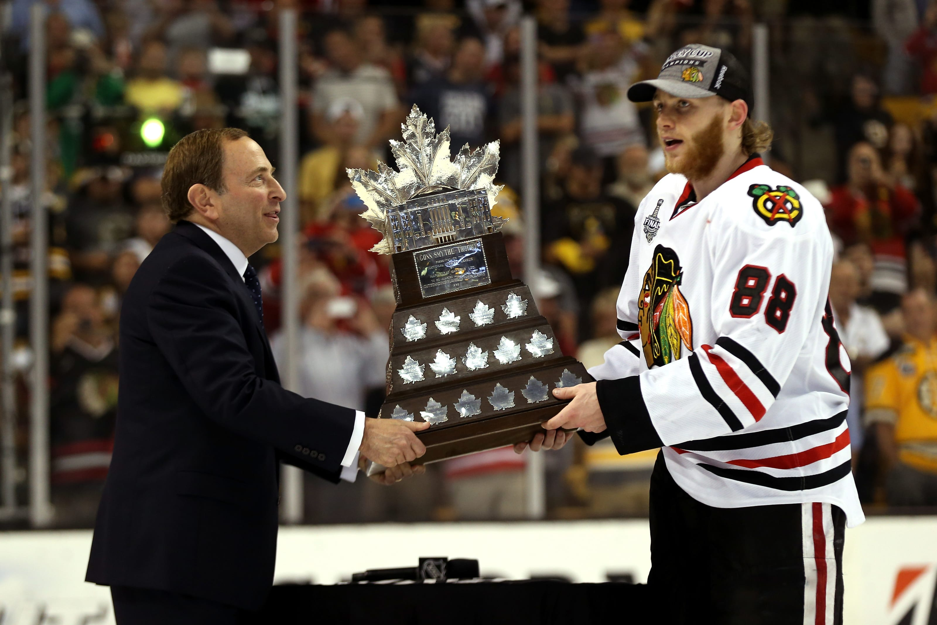 Chicago Blackhawks, Patrick Kane