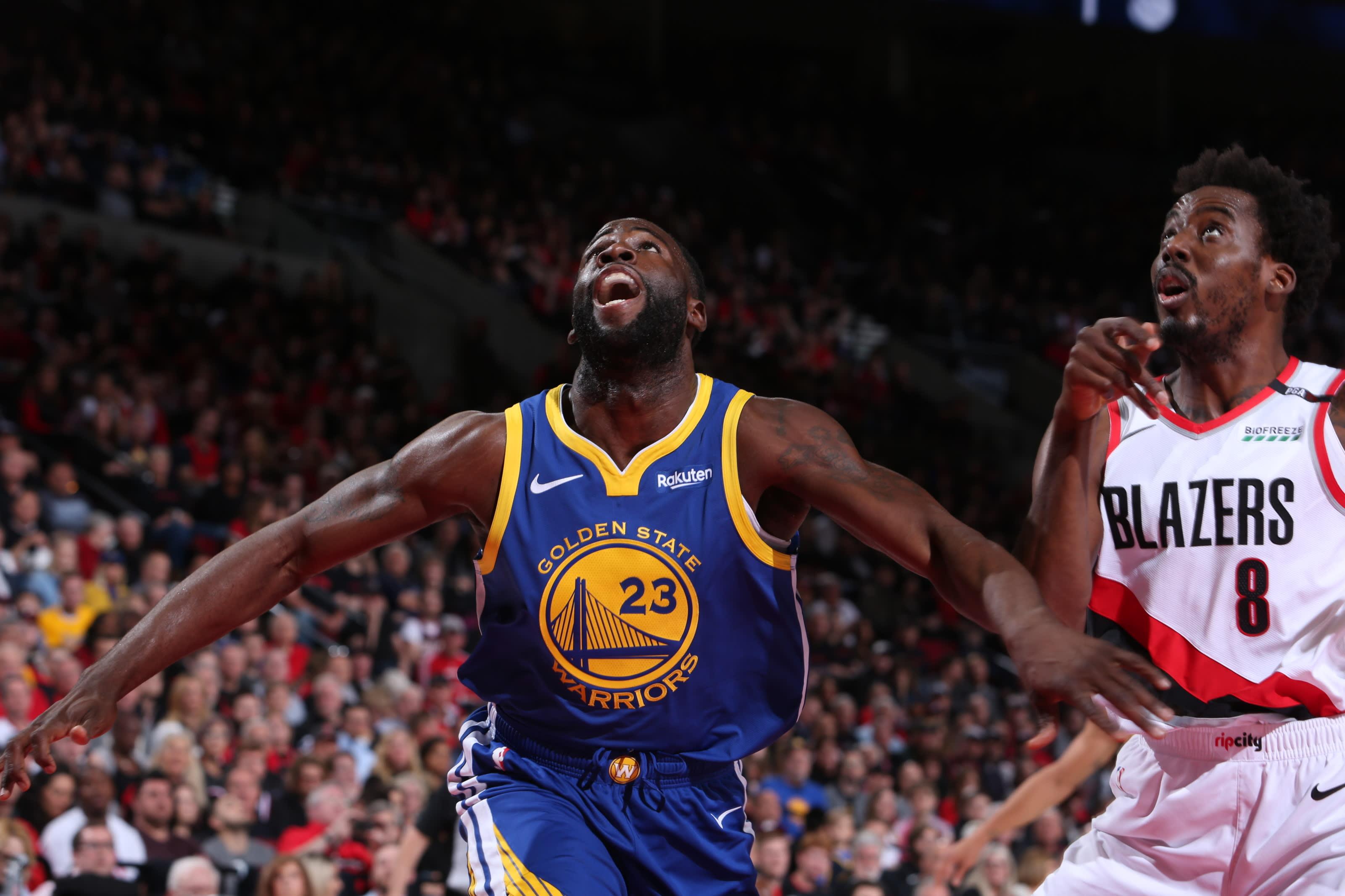 Draymond Green, Golden State Warriors