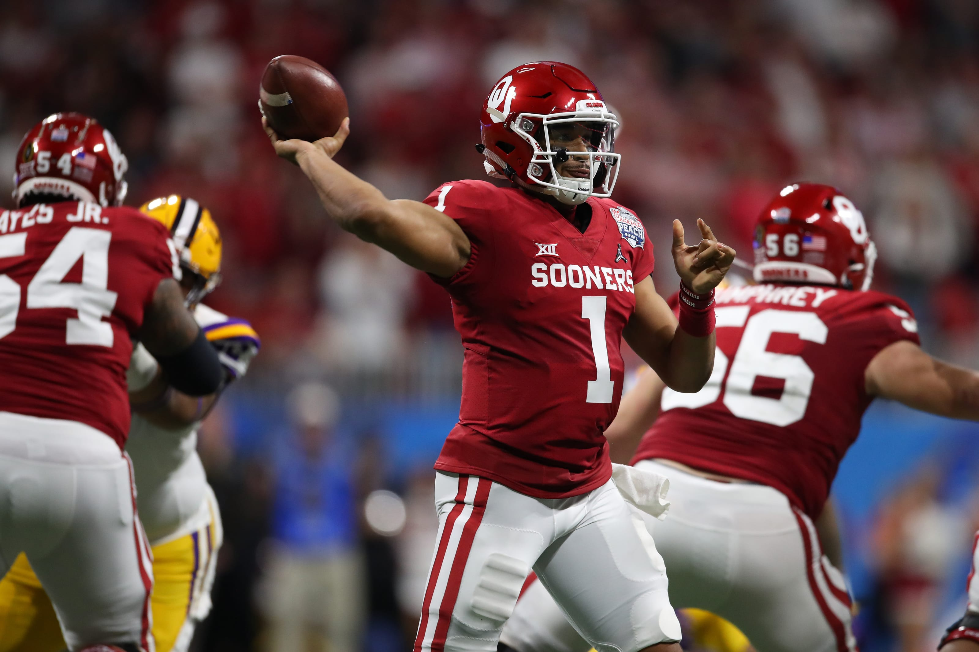 LA Chargers: Why drafting Jalen Hurts
