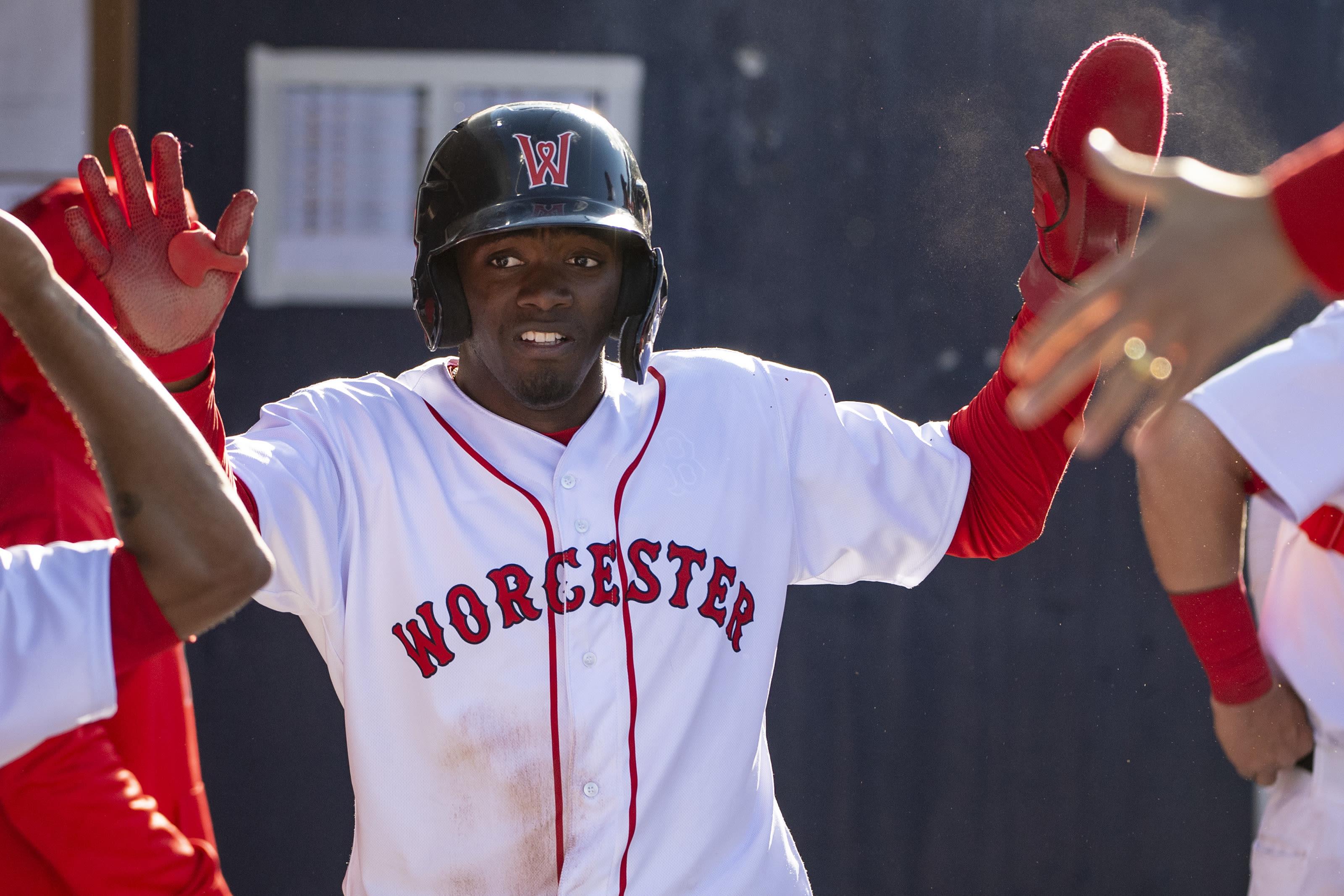 Boston Red Sox Marcus Wilson