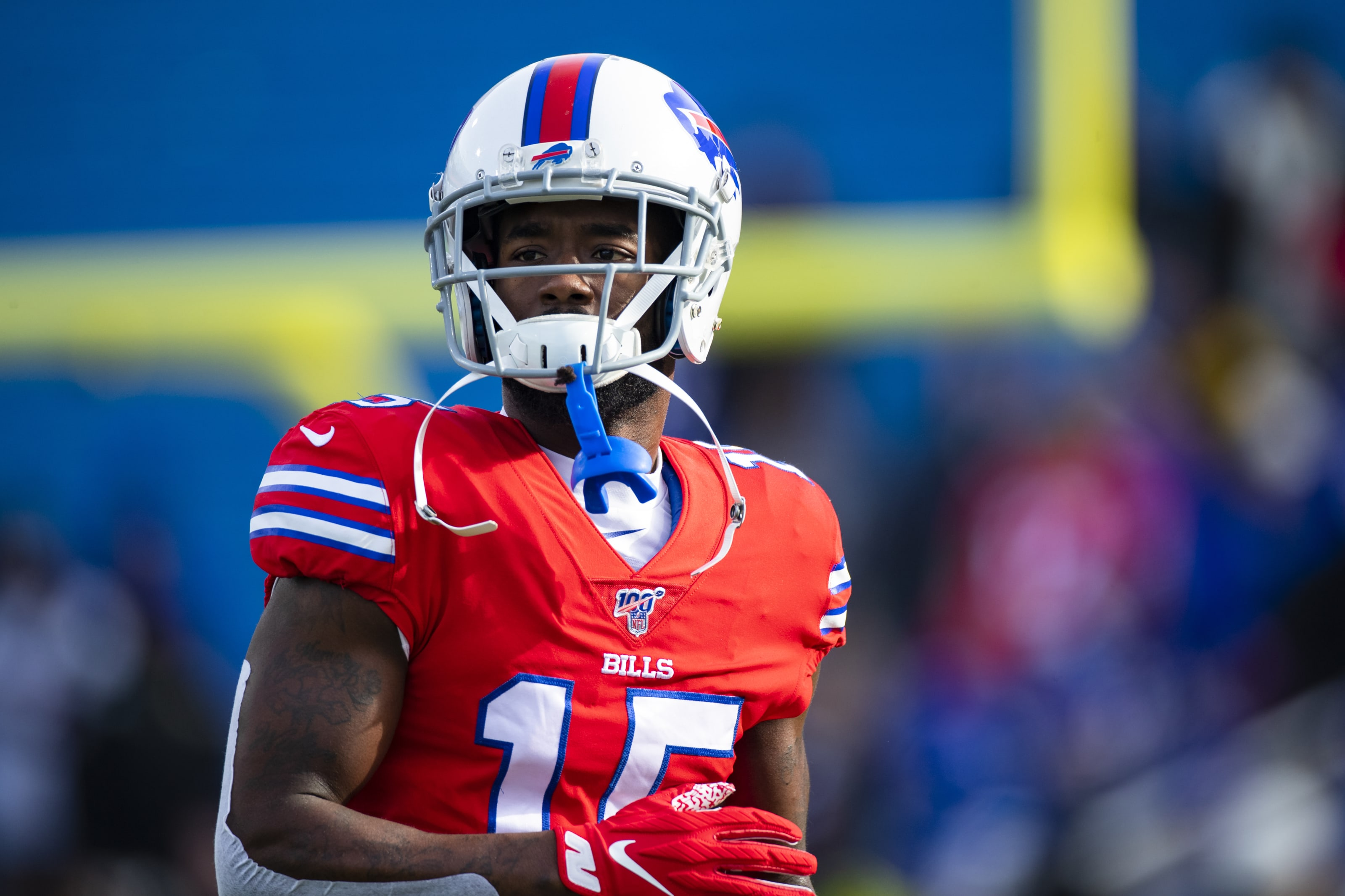 Buffalo Bills 5 Fastest Players Currently On The Roster