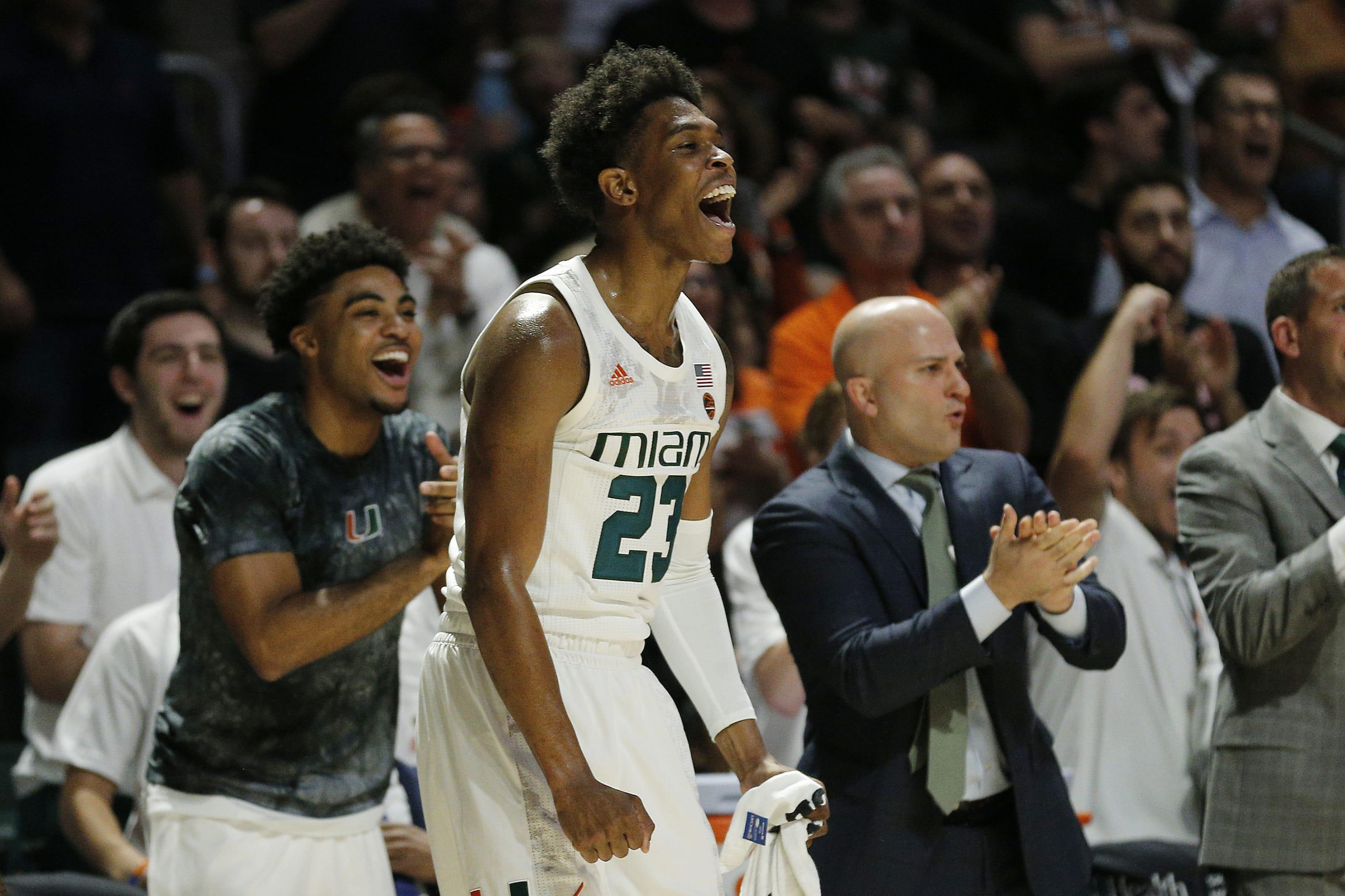 Mac Etienne NCAA Basketball