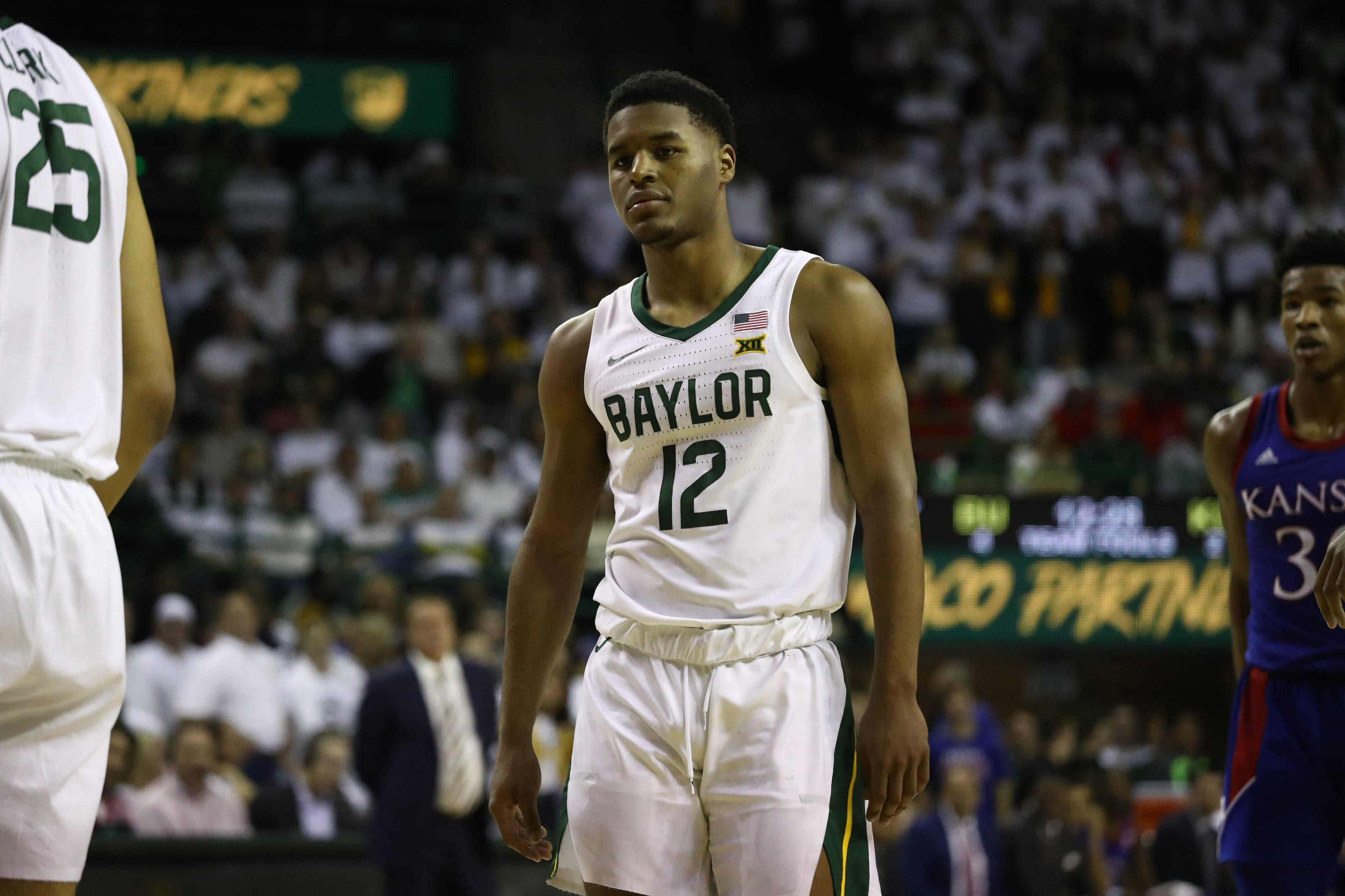 Baylor Basketball Preview Of Bears 2020 21 Roster And Depth Chart