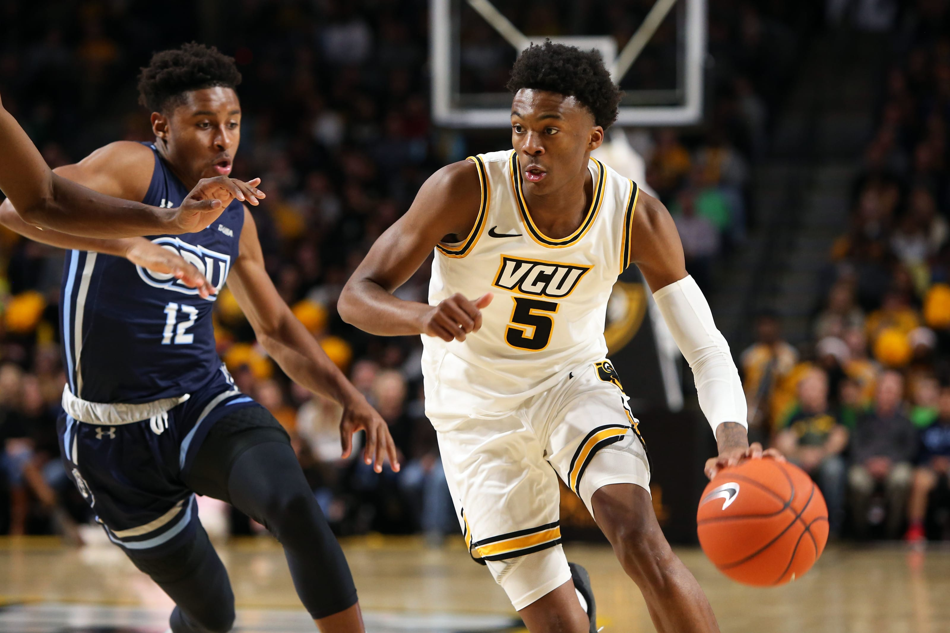 Bones Hyland will lead VCU Basketball to an upset win over Oregon Ducks -  Page 4