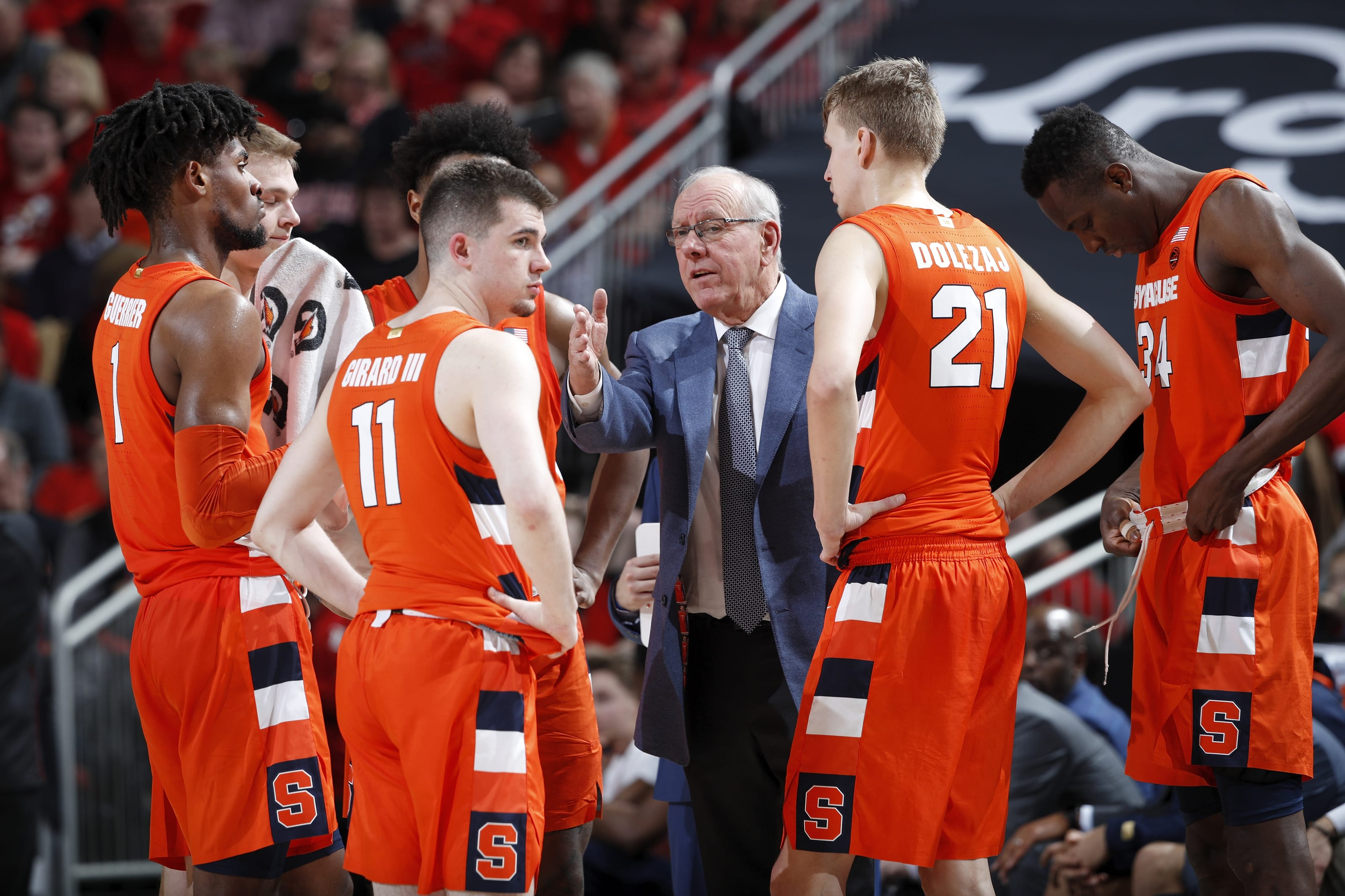 Syracuse Basketball Preview Of Orange 2020 21 Depth Chart