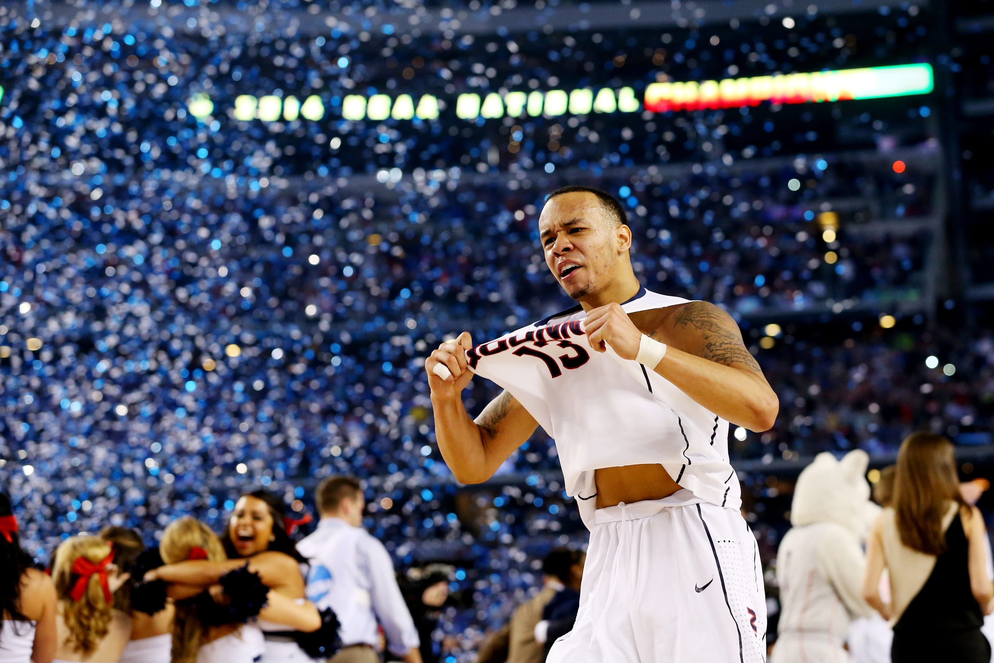 Shabazz Napier, Connecticut Huskies