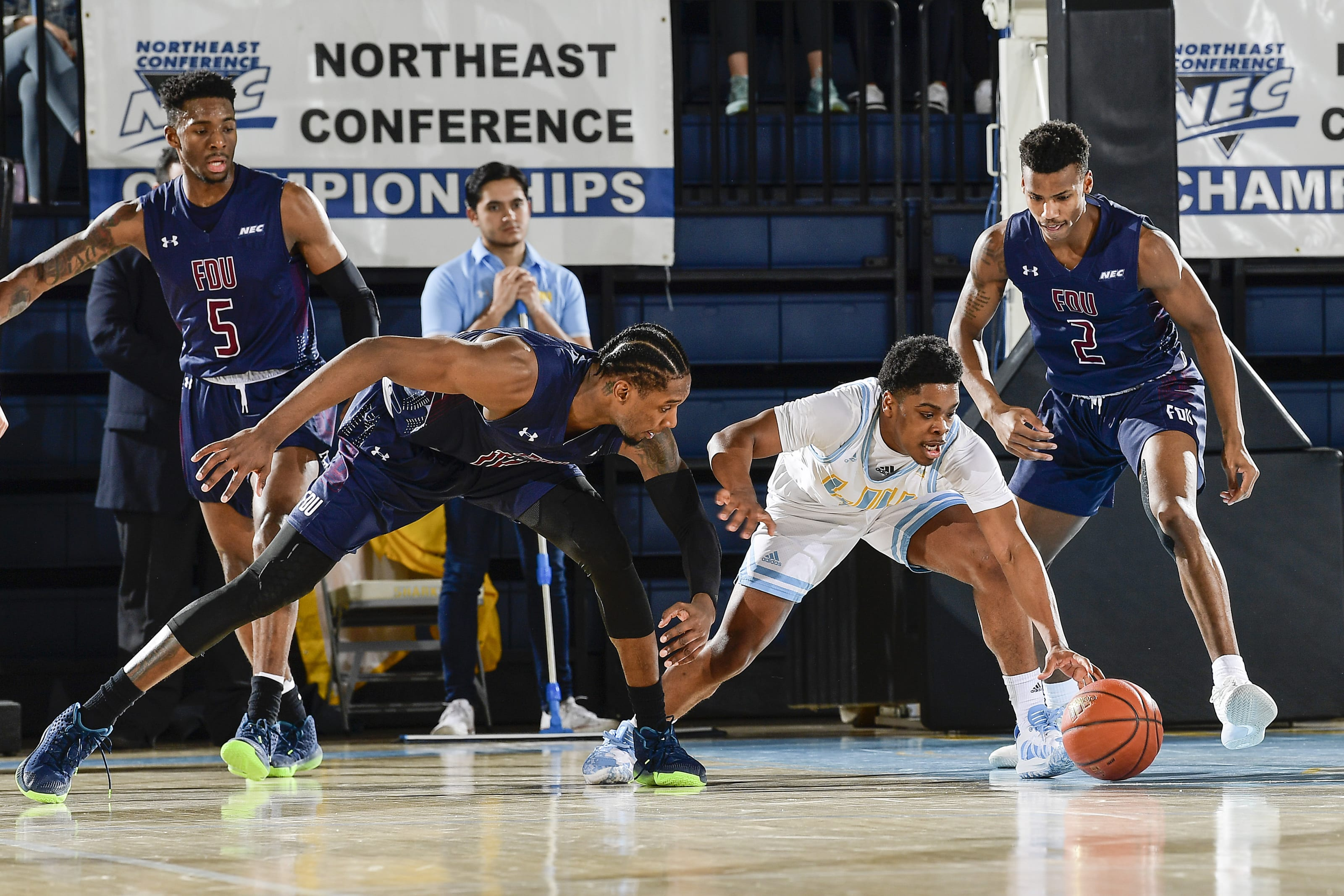NEC Basketball