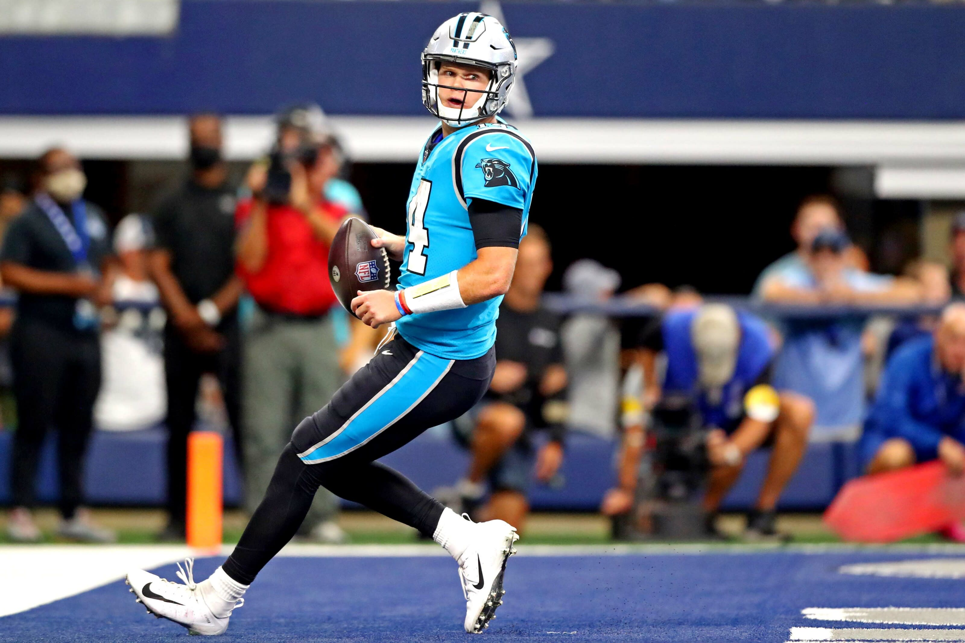 Sam Darnold: 5 key observations from performance at the Cowboys