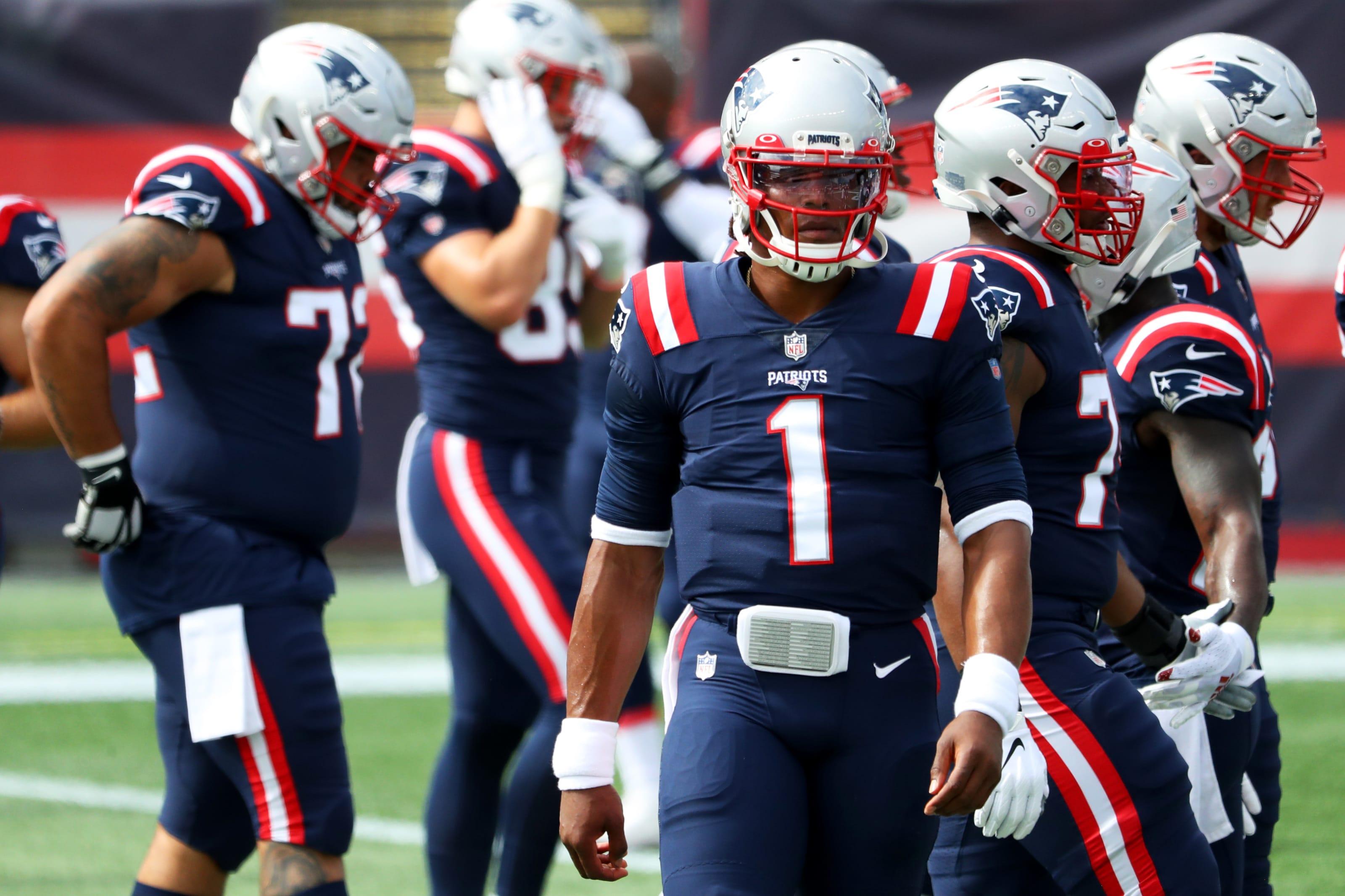 New England Patriots Grading The 5 Bold Player Predictions Vs Raiders