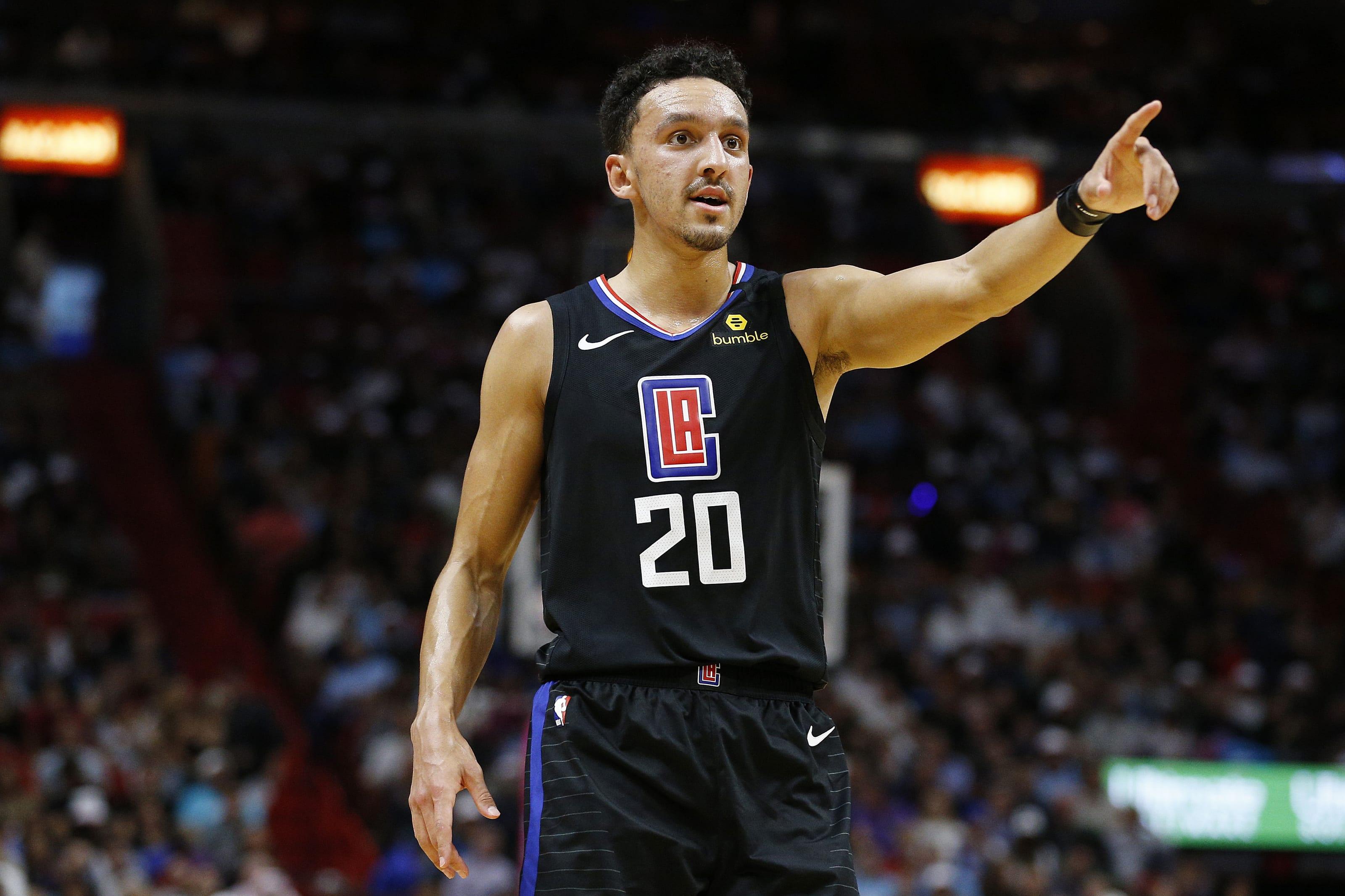 LA Clippers Landry Shamet