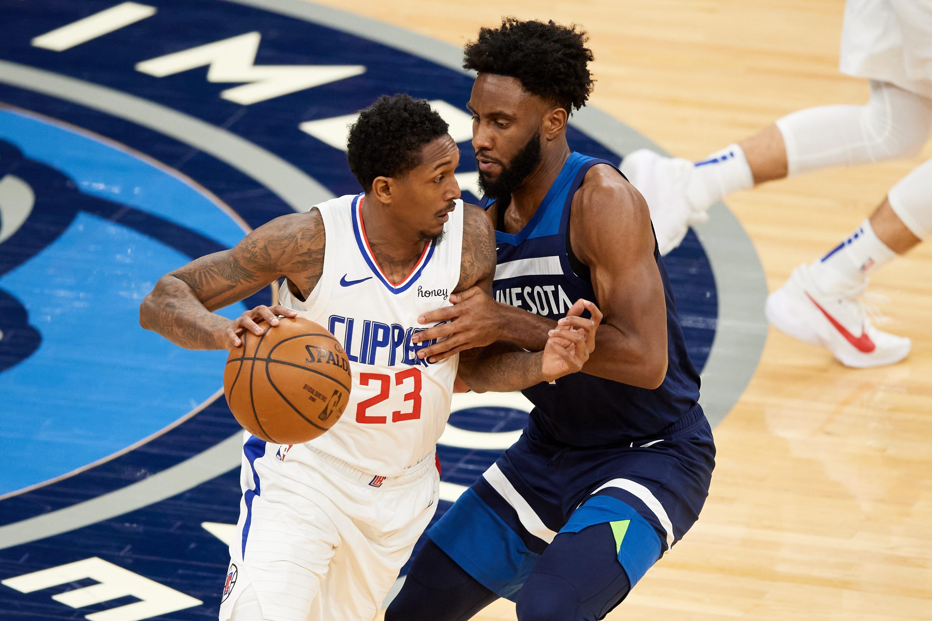 LA Clippers Lou Williams