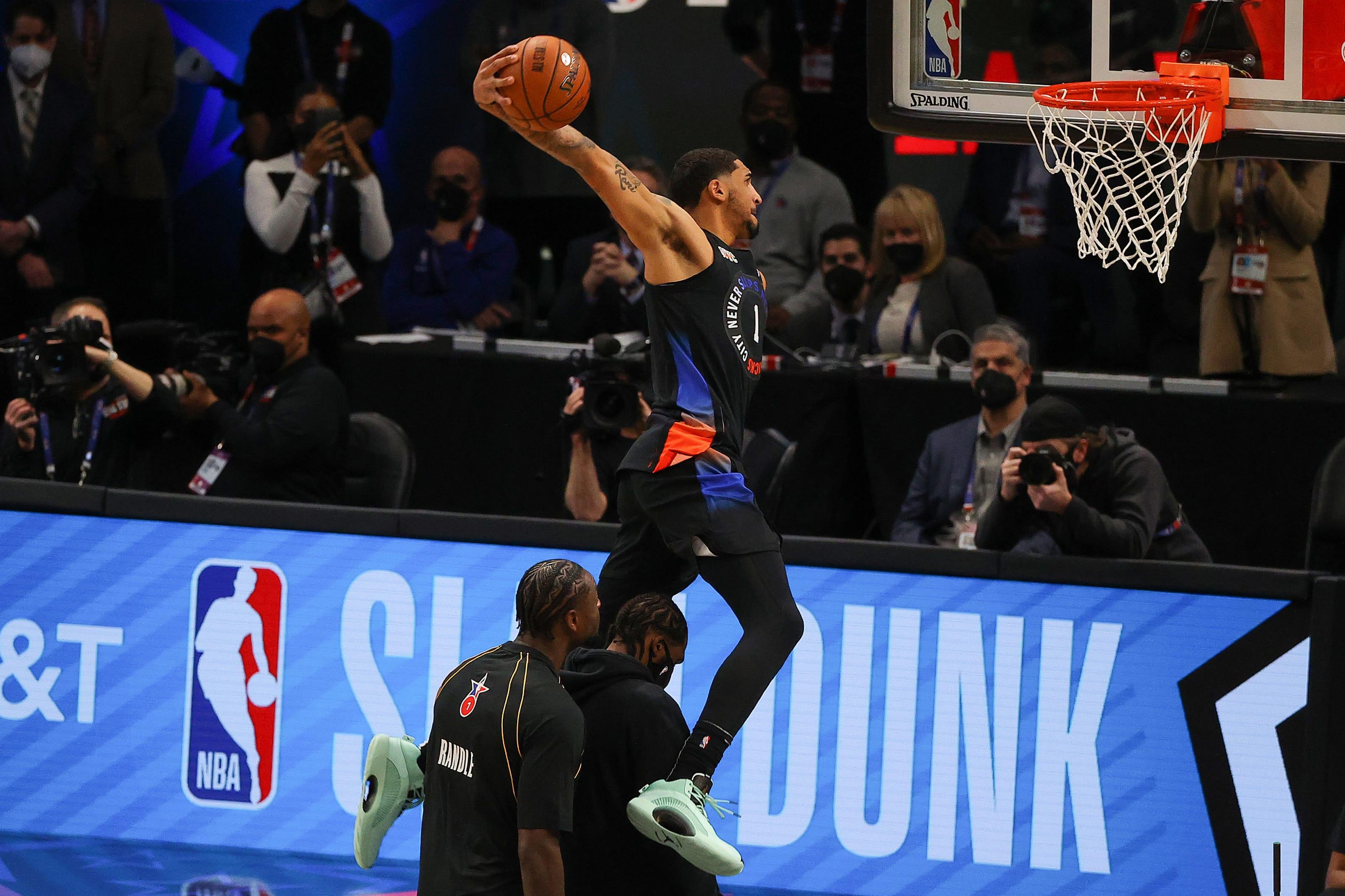 Obi Toppin, NY Knicks