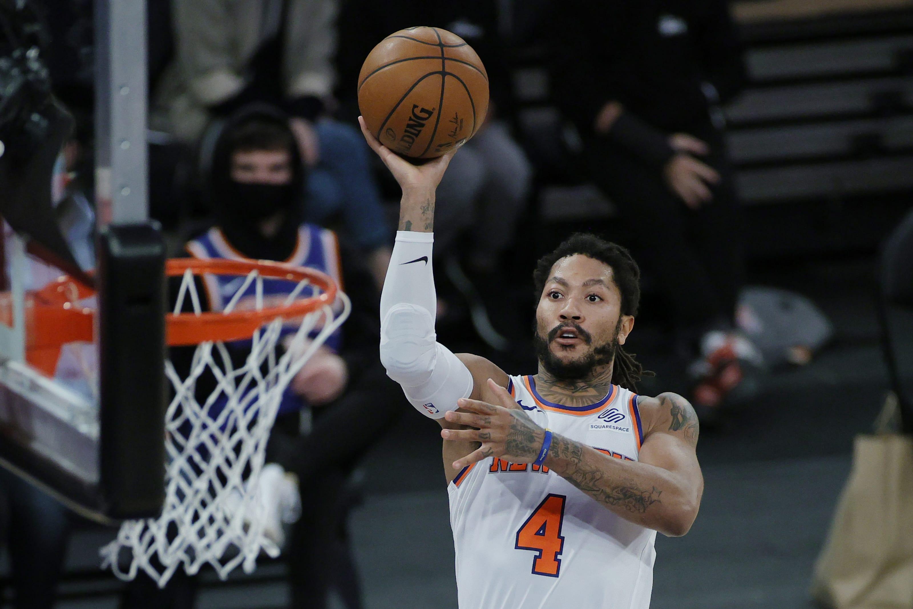 NY Knicks, Derrick Rose