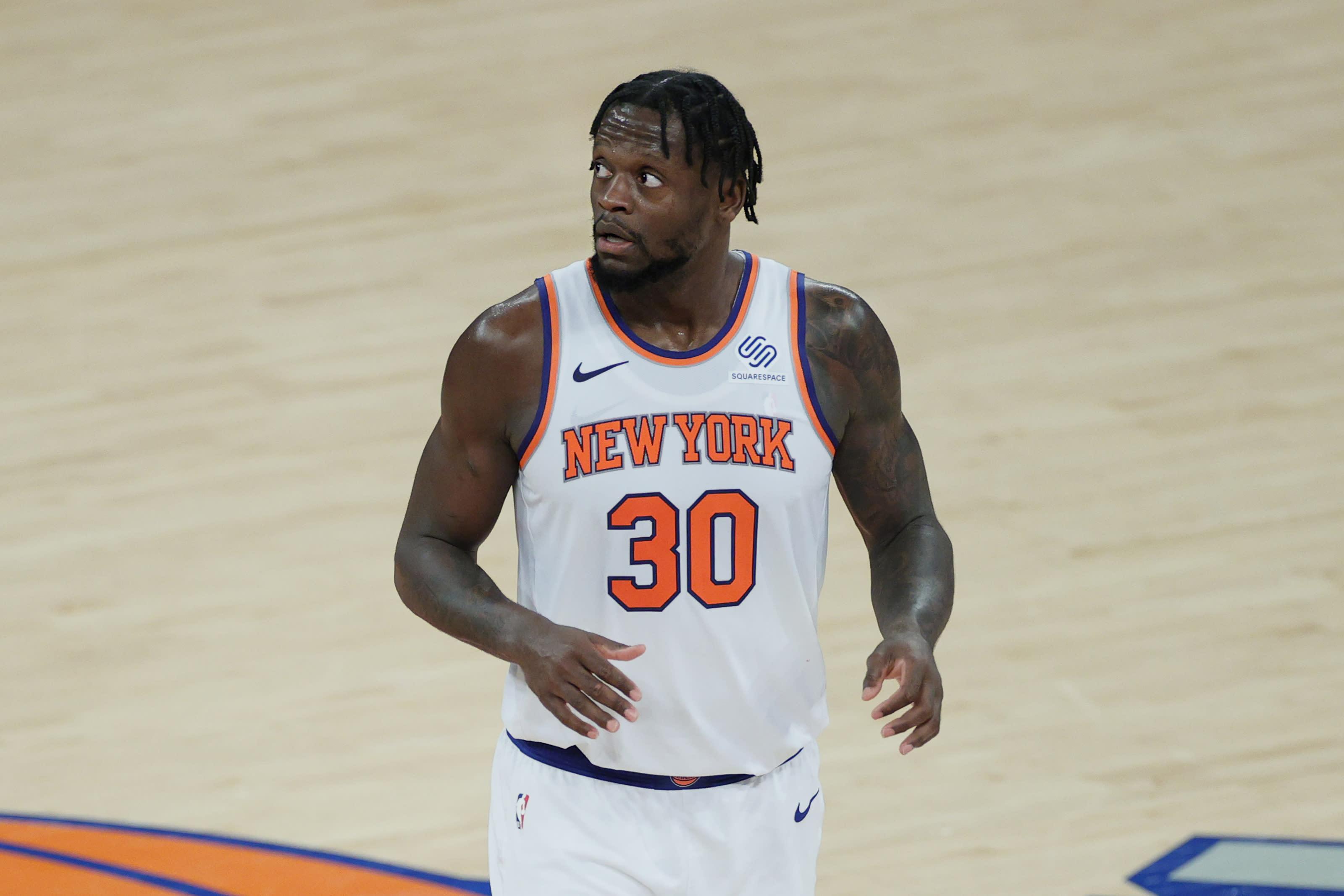 NY Knicks, Julius Randle