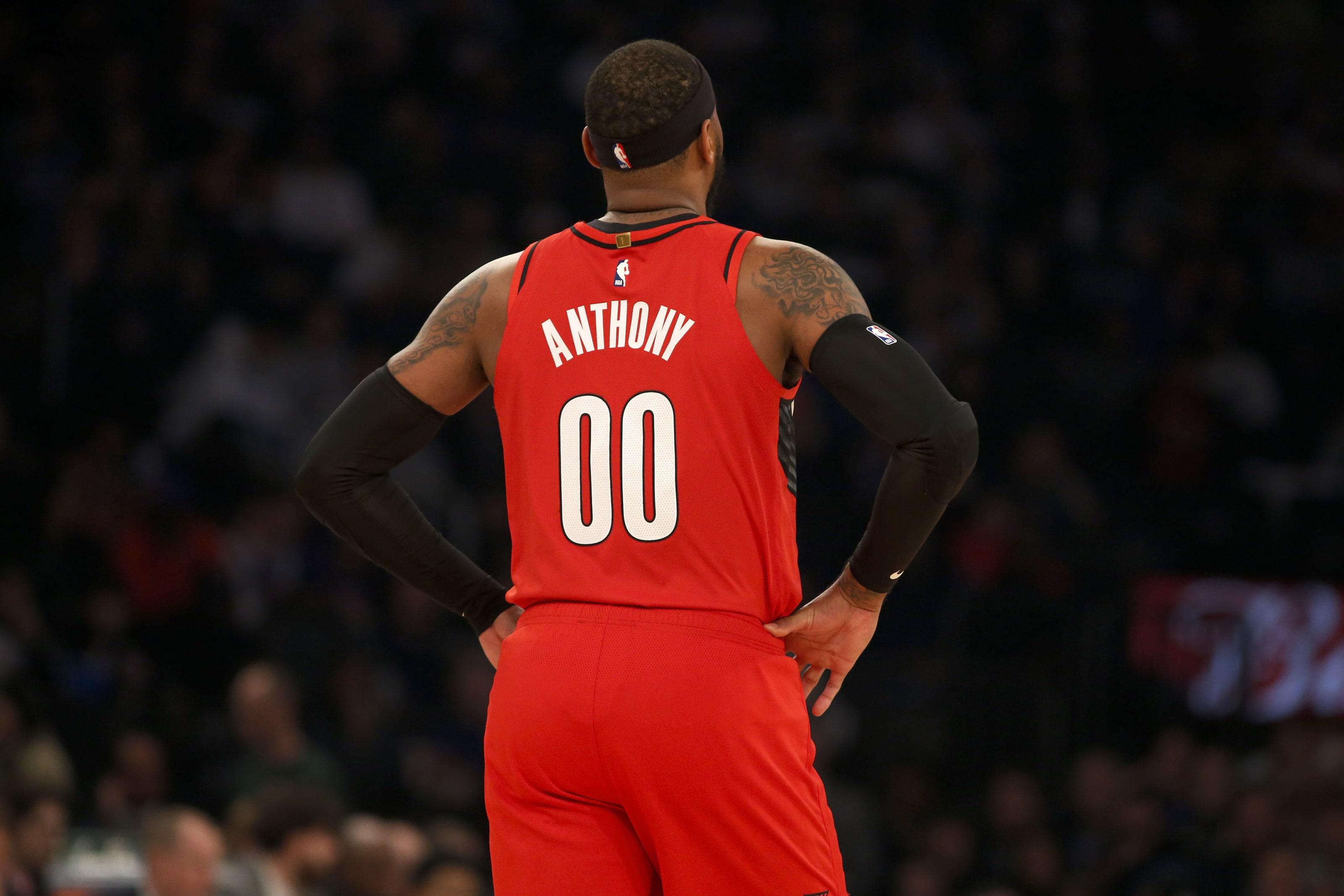NY Knicks, Kyle Lowry, Carmelo Anthony, Spencer Dinwiddie