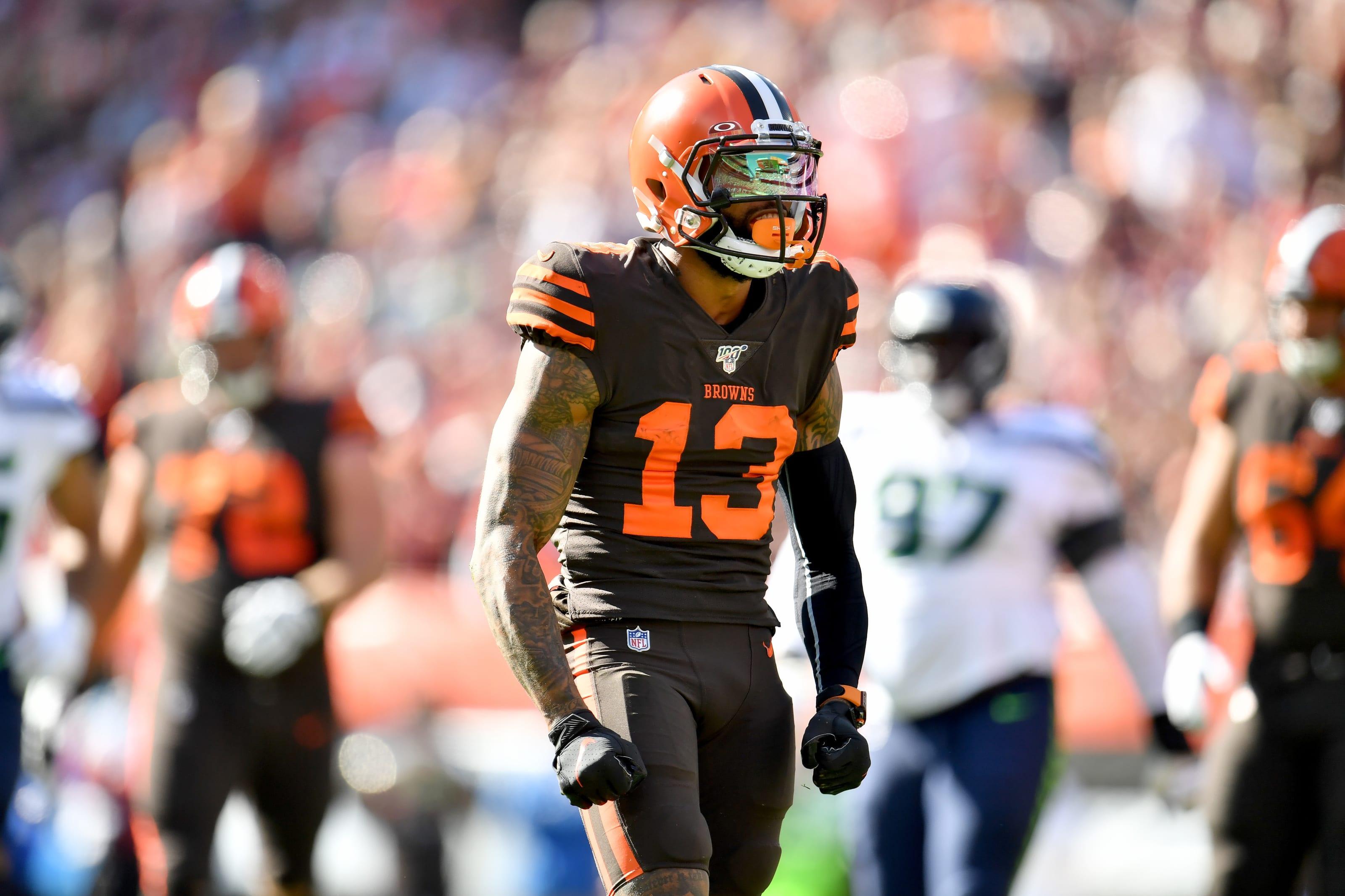 Cleveland Browns: 3 goals for Odell Beckham Jr. in 2020