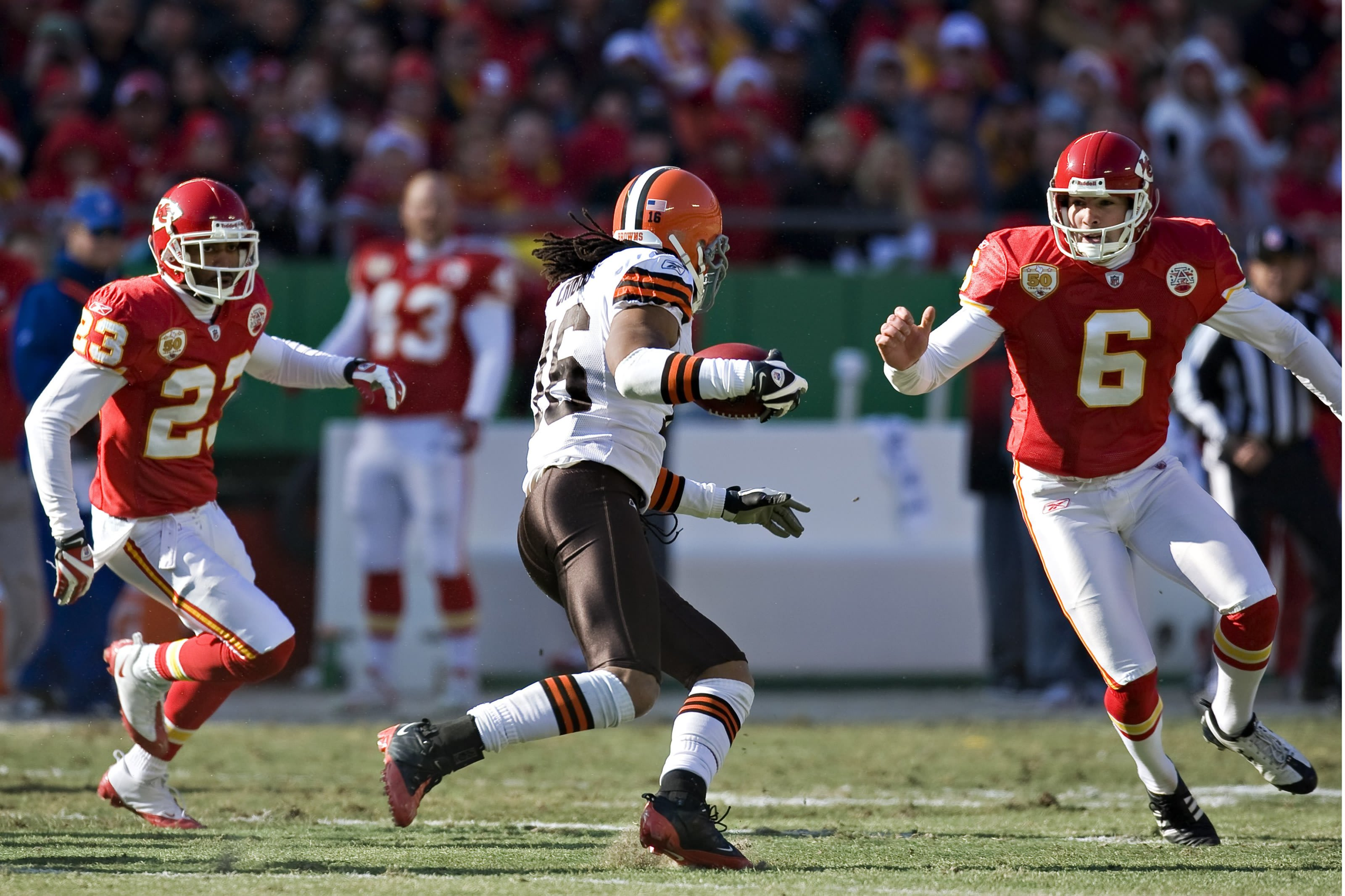 Flashback Top 3 Games Of Josh Cribbs Cleveland Browns Career Page 4