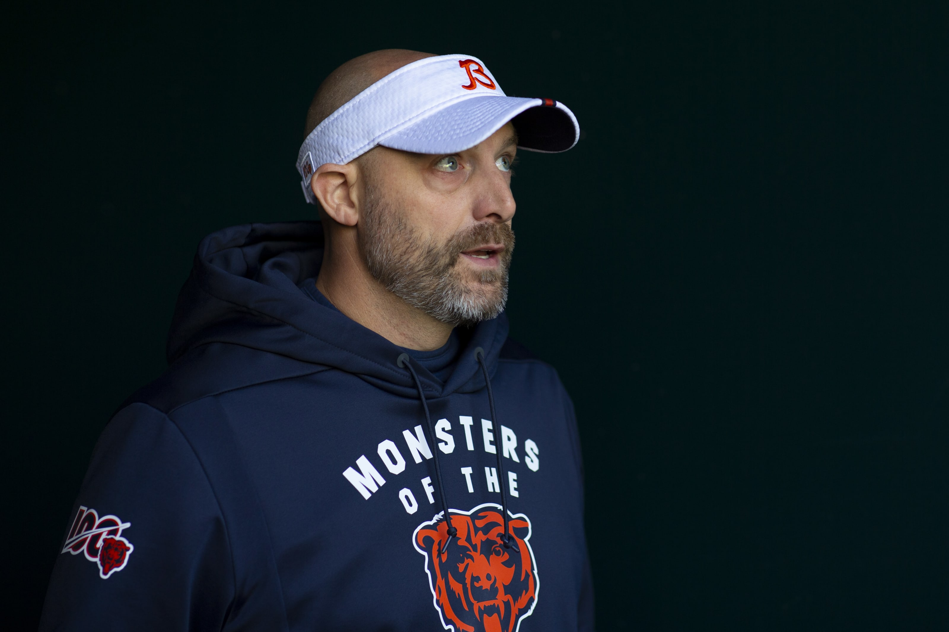 Chicago Bears, Matt Nagy