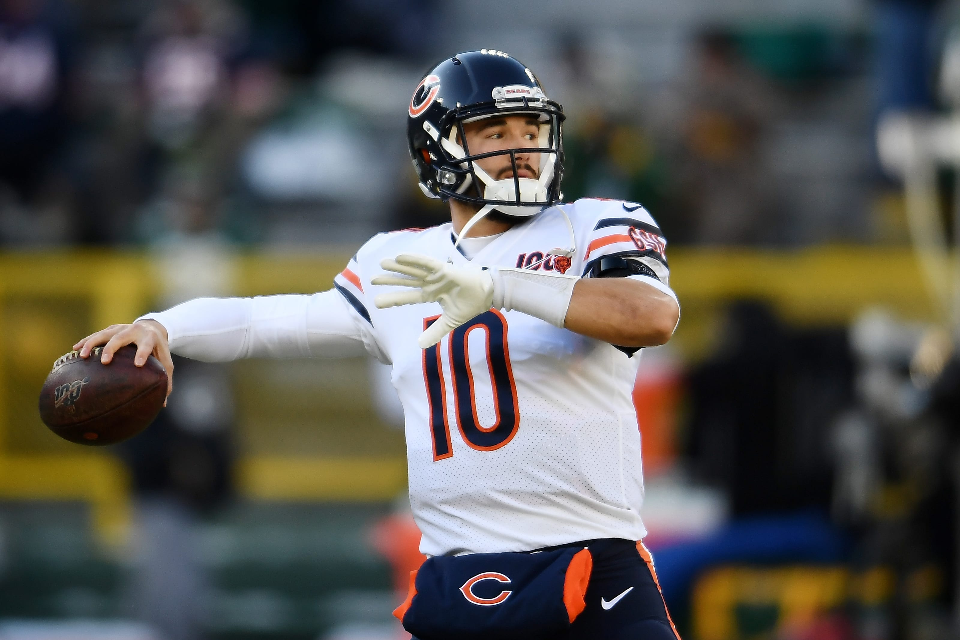 Chicago Bears, Mitchell Trubisky