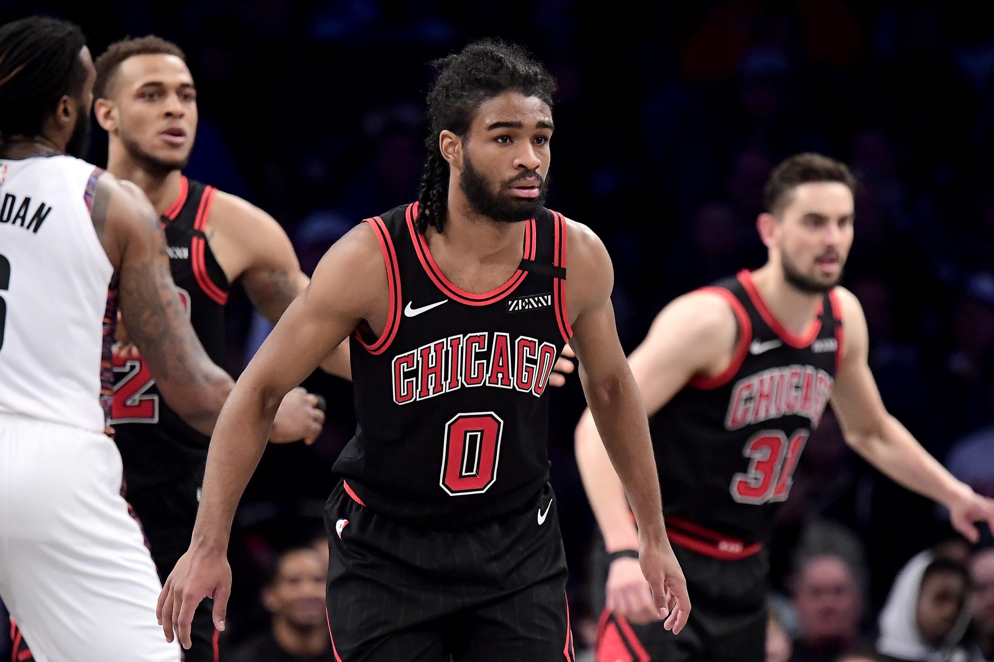 Chicago Bulls, Coby White