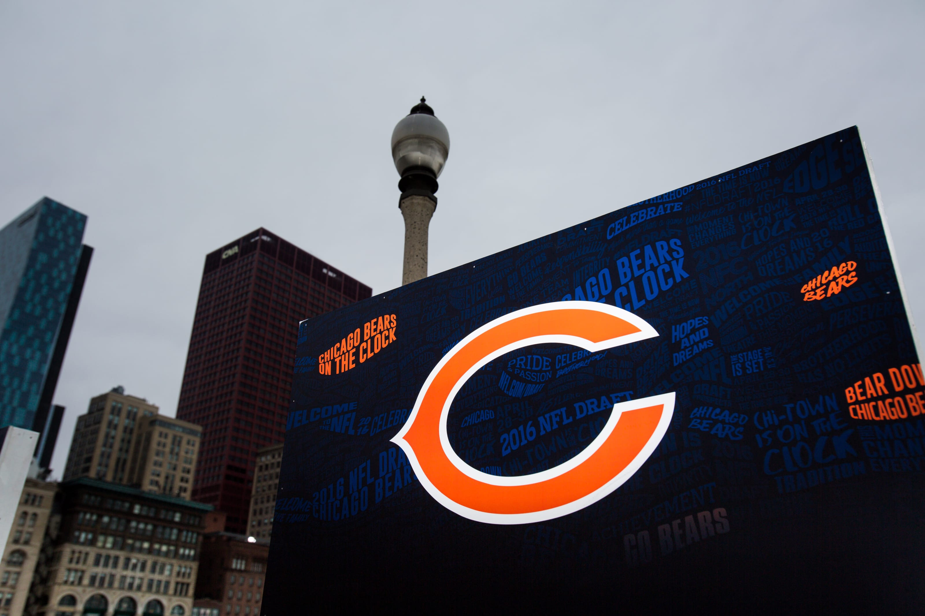 Chicago Bears, NFL Draft