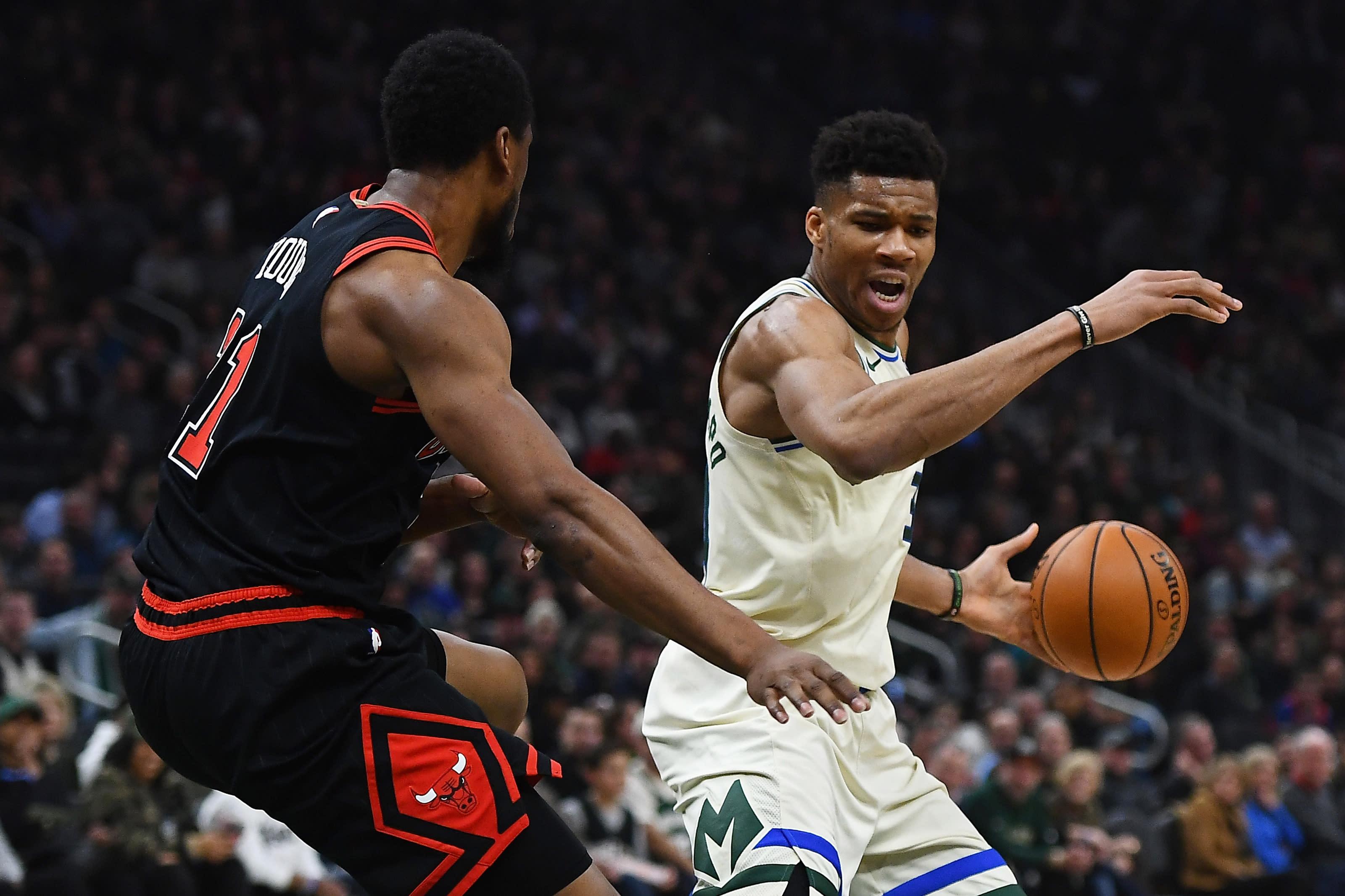 Chicago Bulls, Giannis Antetokounmpo